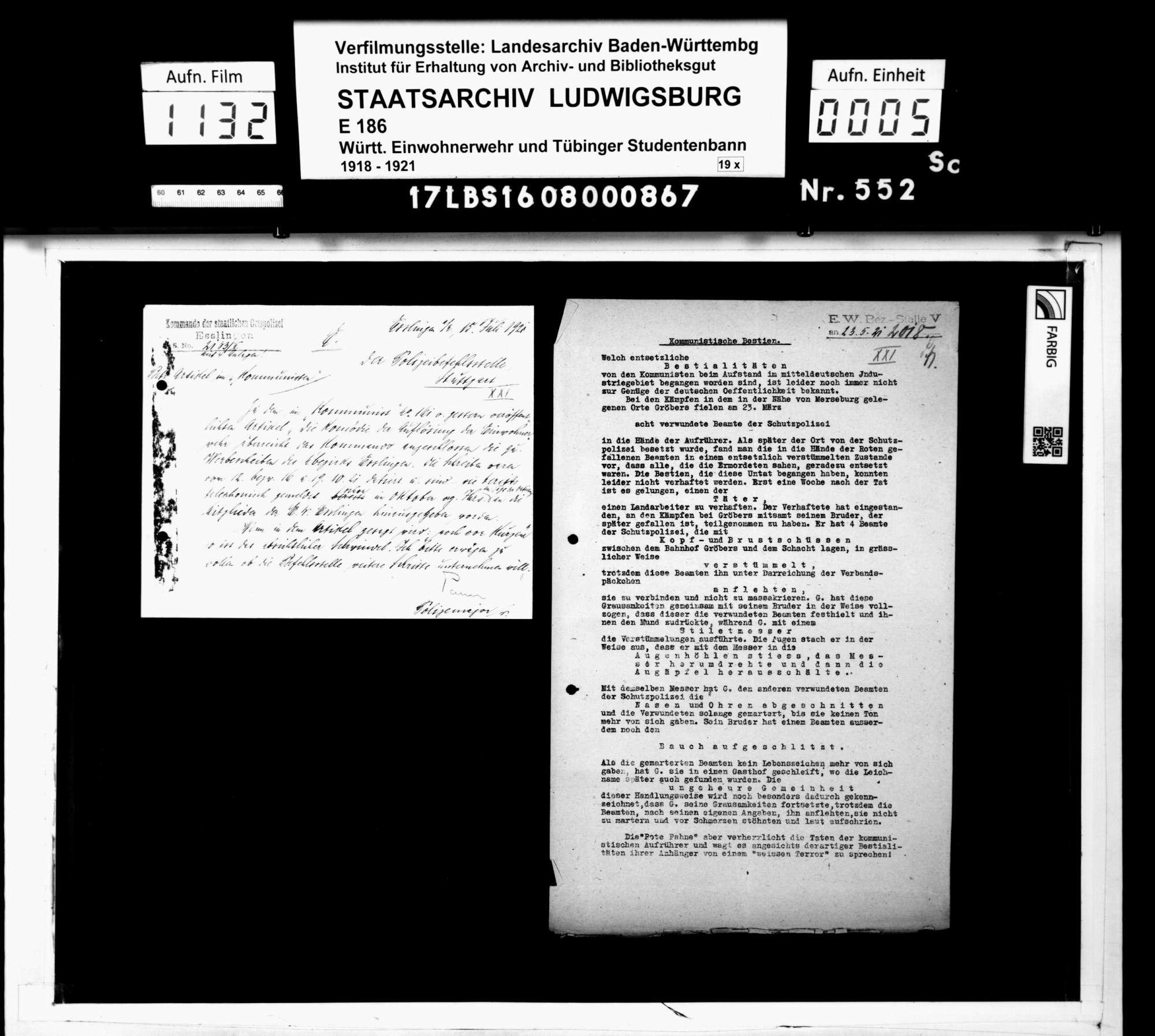 Propaganda (Zeitungen, Flugblätter, Plakate), Bild 2