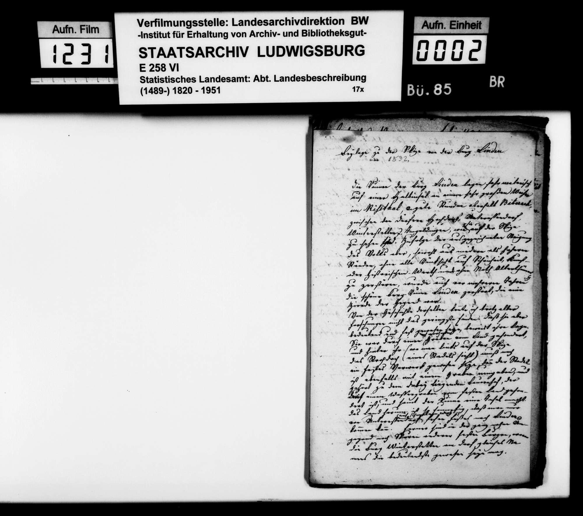 Manuskripte des Kupferstechers August Seyffer zur Veröffentlichung in den Zeitungen