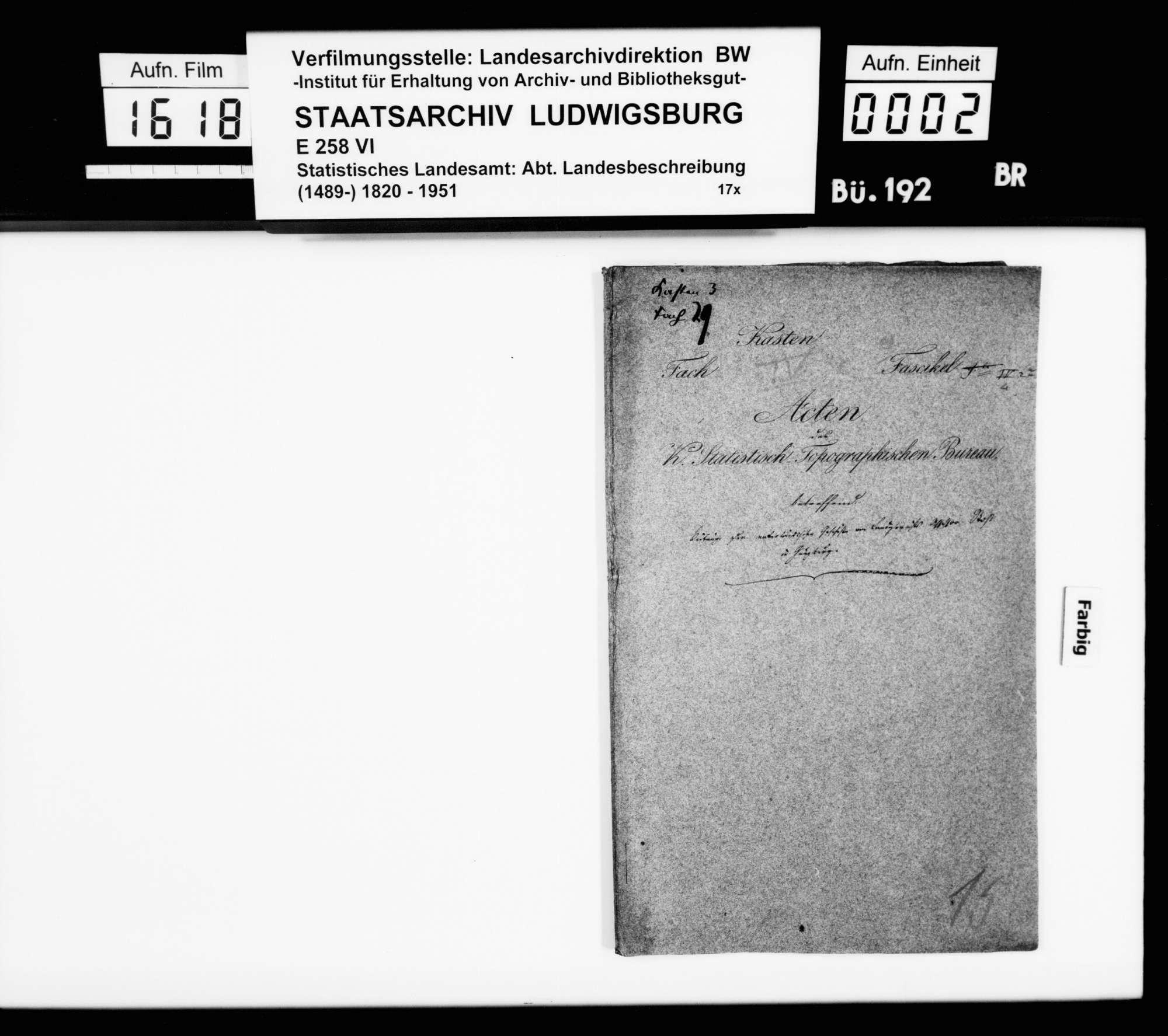 Mitteilungen des Landgerichtsassessors Stoß aus Günzburg zur mittelalterlichen Geschichte in Schwaben, Bild 1