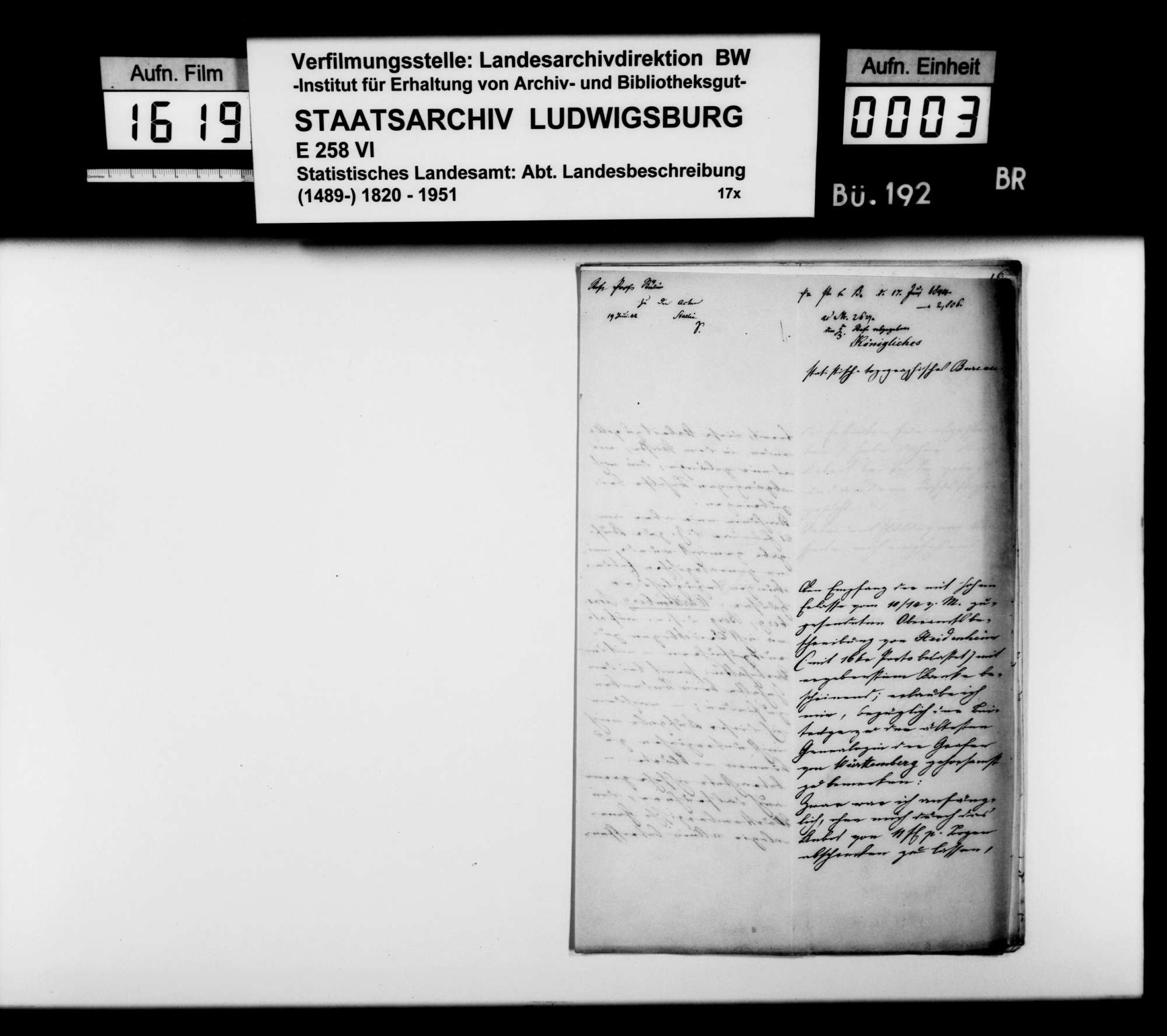 Mitteilungen des Landgerichtsassessors Stoß aus Günzburg zur mittelalterlichen Geschichte in Schwaben, Bild 2