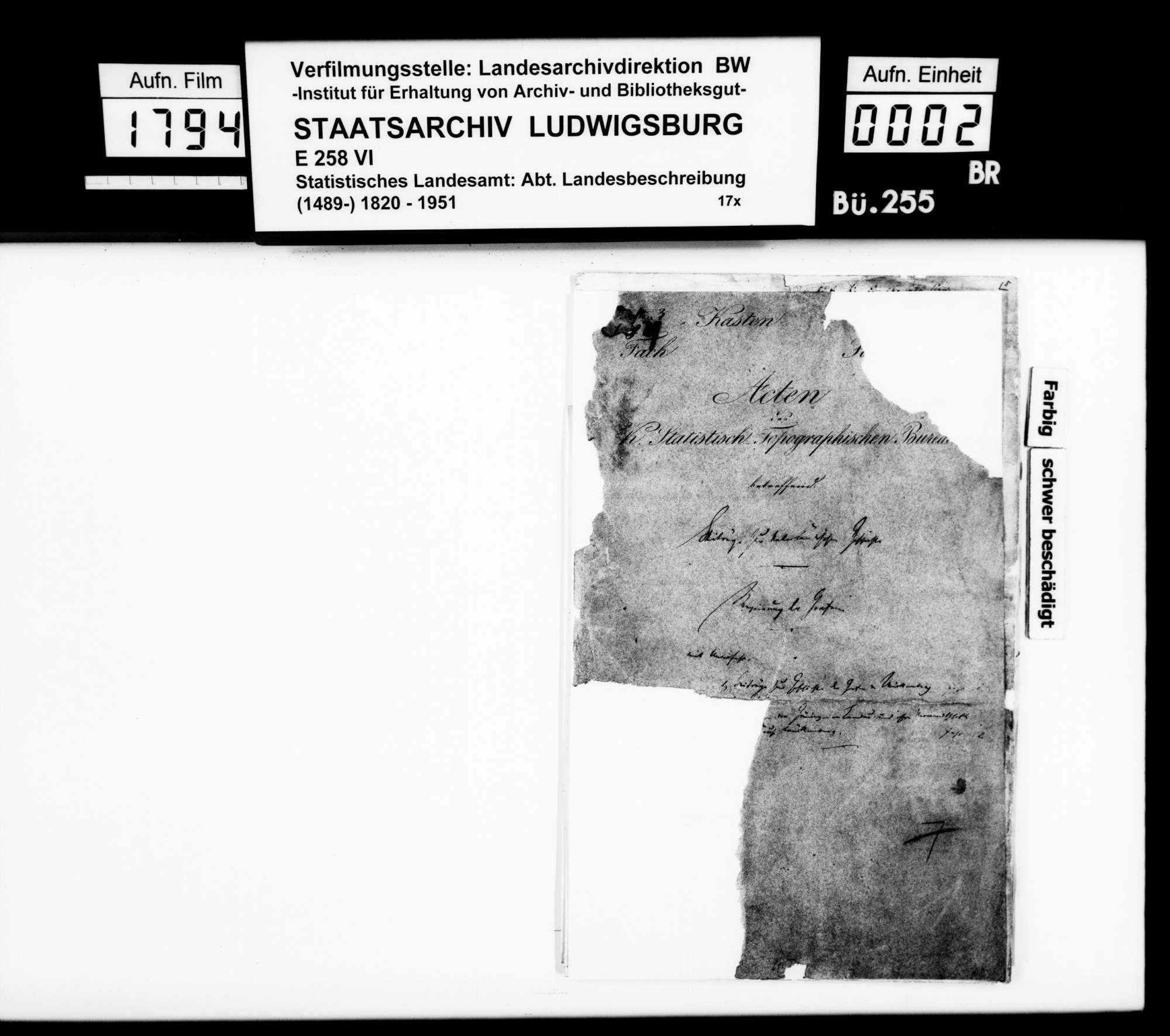 Materialsammlung zur Geschichte der Grafen von Württemberg, Bild 31