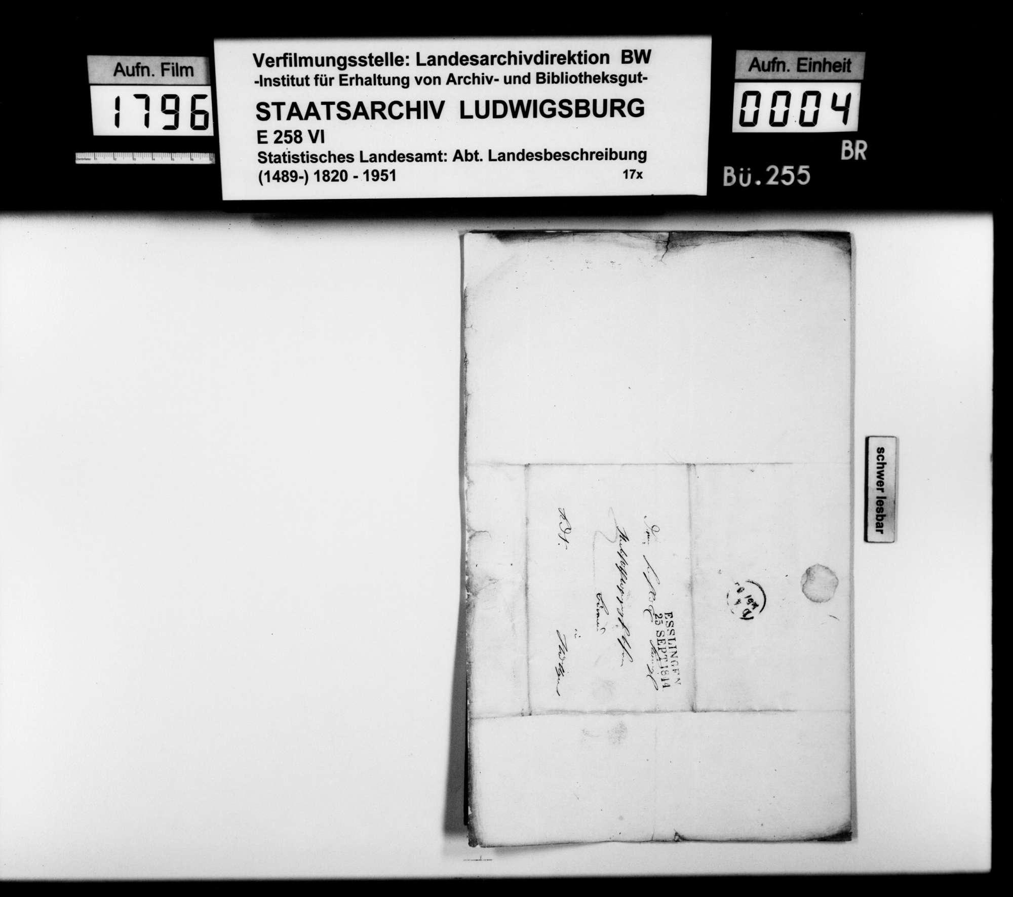 Materialsammlung zur Geschichte der Grafen von Württemberg, Bild 33