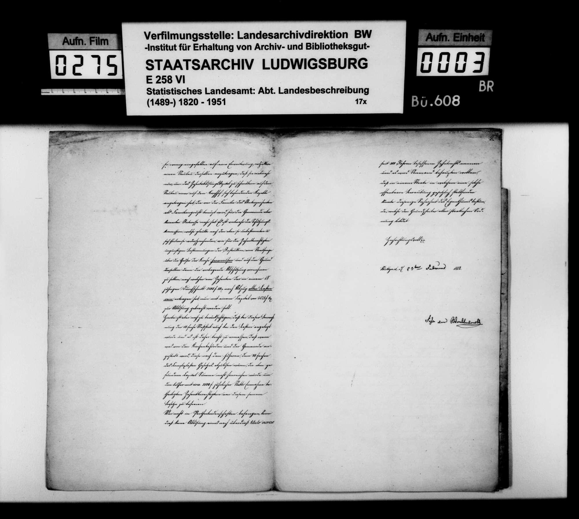 Zehntablösung beim Freiherrn von Wöllwarth, Bild 2