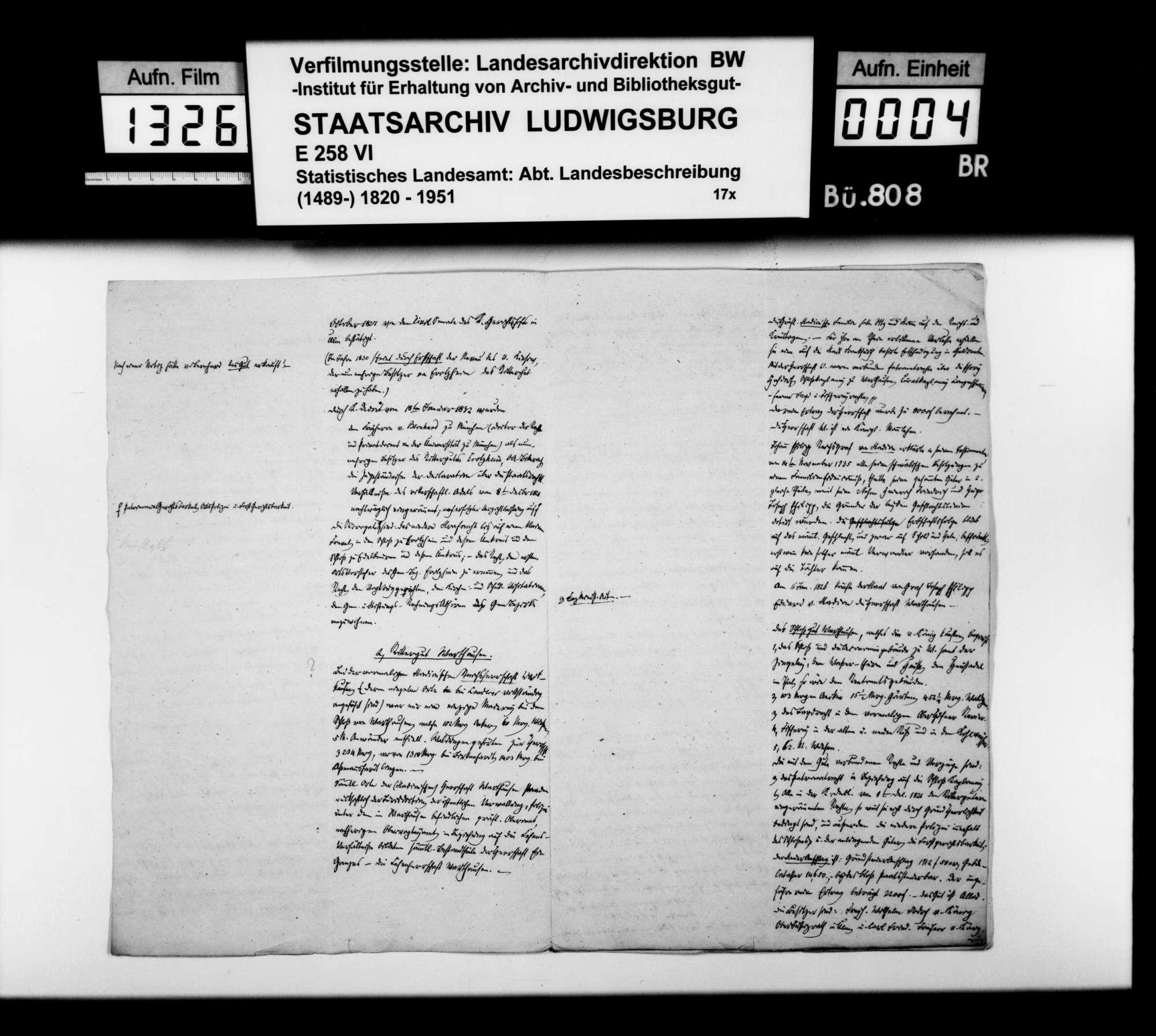 Auszüge aus den Akten der Adelsmatrikelkommission, betreffend die Rittergüter Erolzheim, Warthausen, Röhrwangen, Hürbel, Oberdettingen, Unterdettingen, sowie die Standesherrschaften Gutenzell und Heggbach, Bild 3