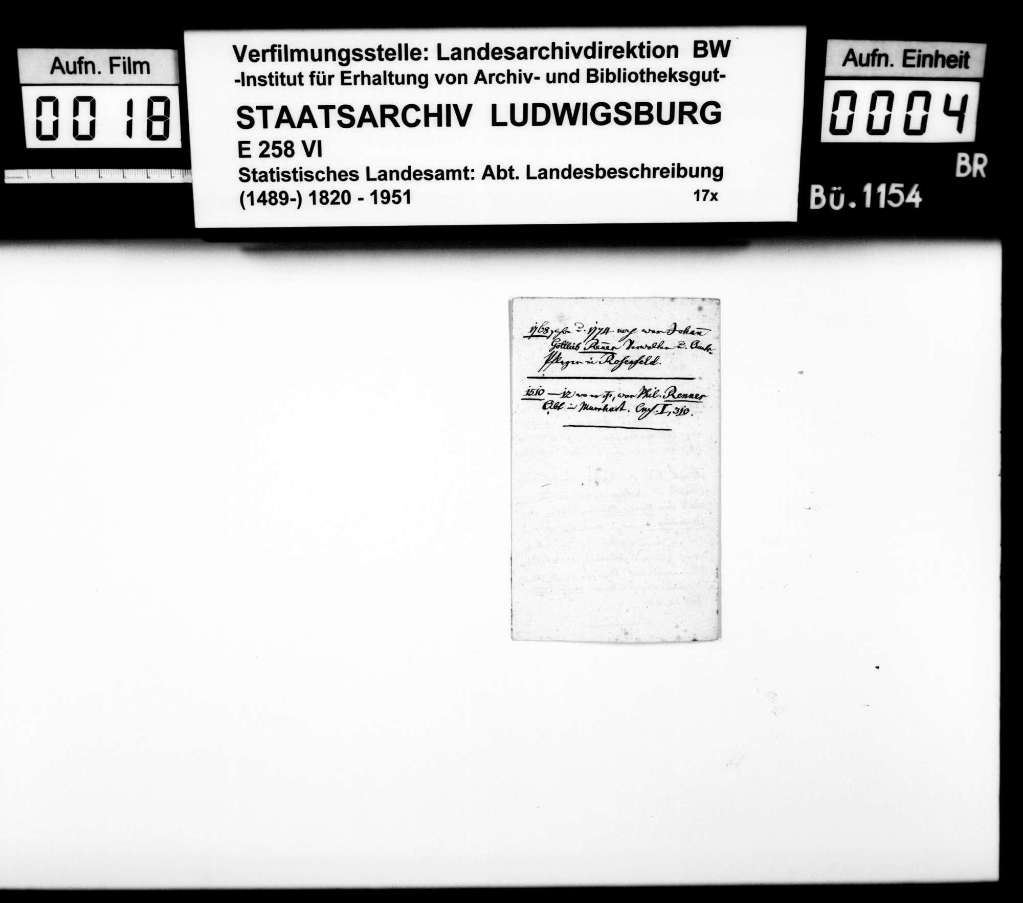 Ortsbeschreibung von Allmendingen, Bild 3