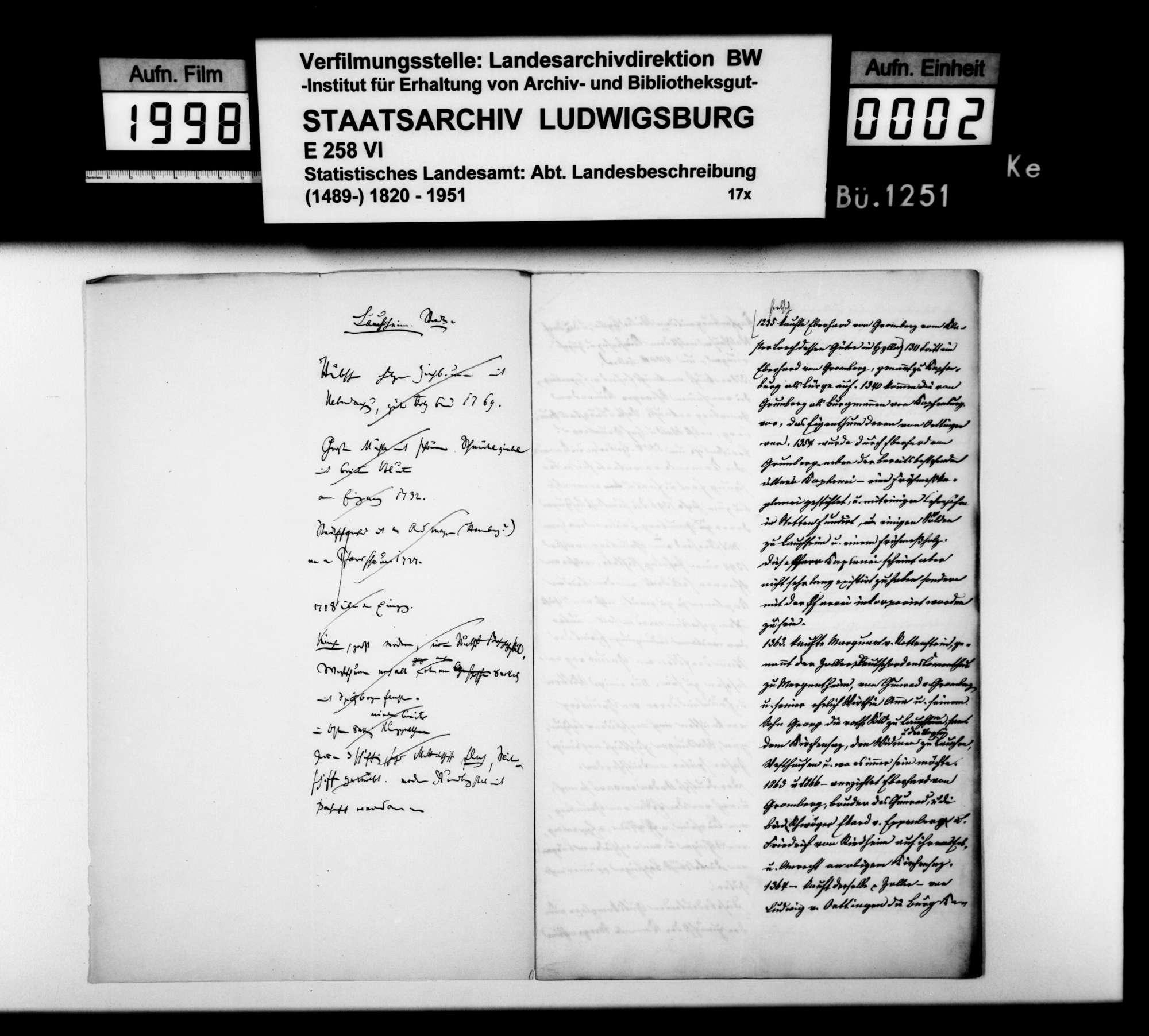 Desgleichen von Lauchheim, Bild 1