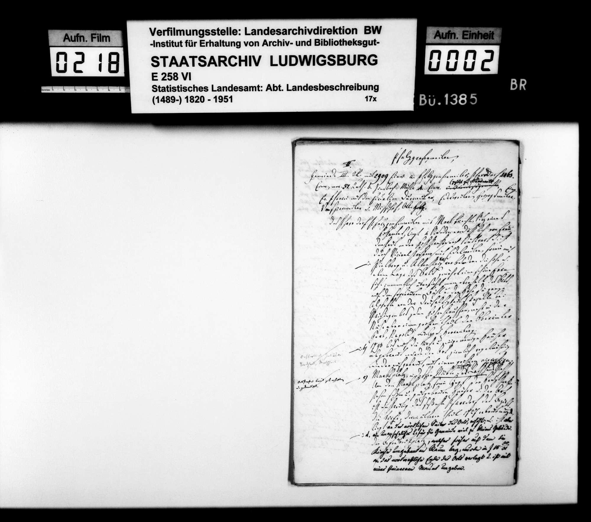 Desgleichen von Pfalzgrafenweiler, Bild 1