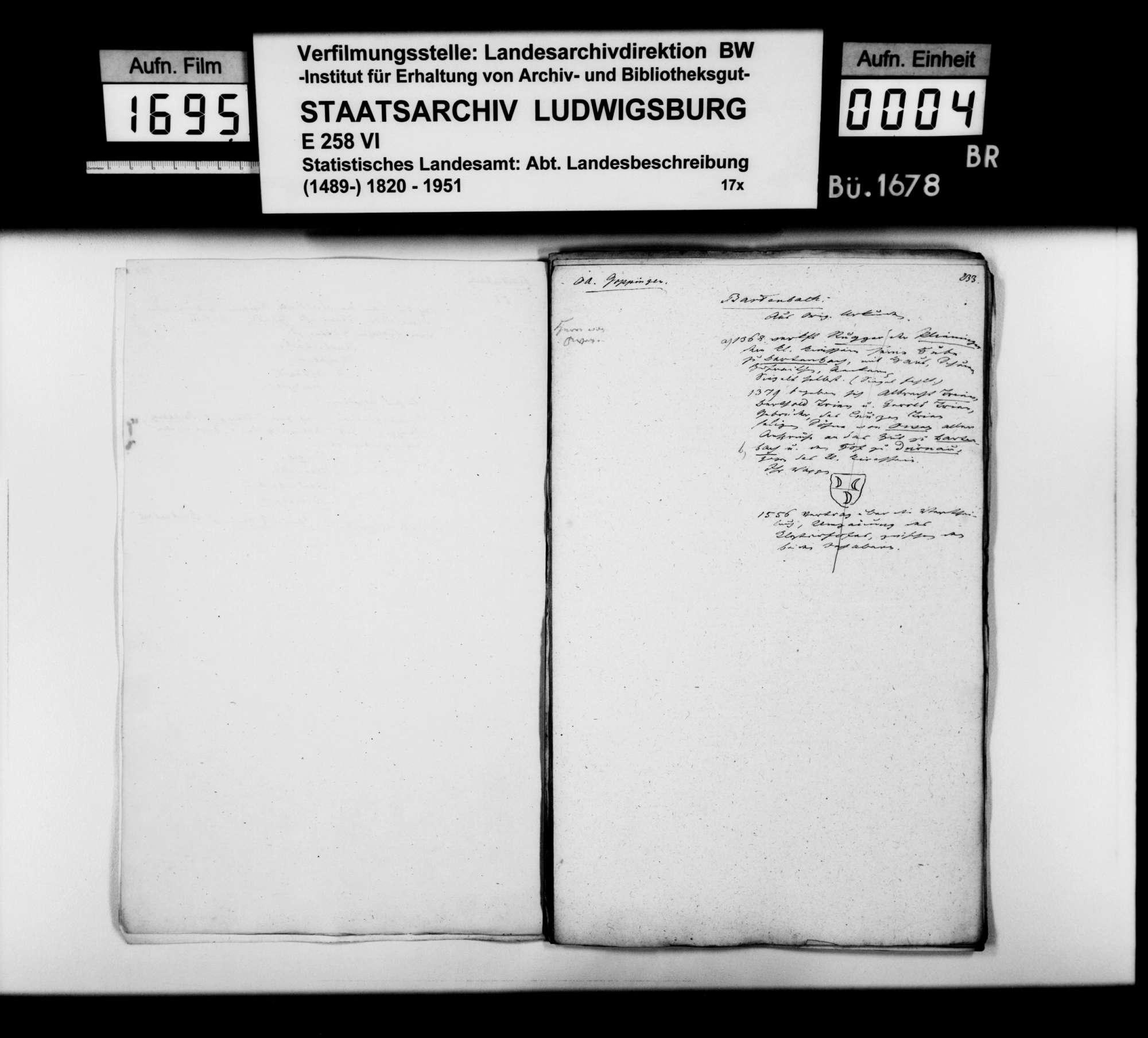 Desgleichen von Bartenbach; fol. 231-256, Bild 3