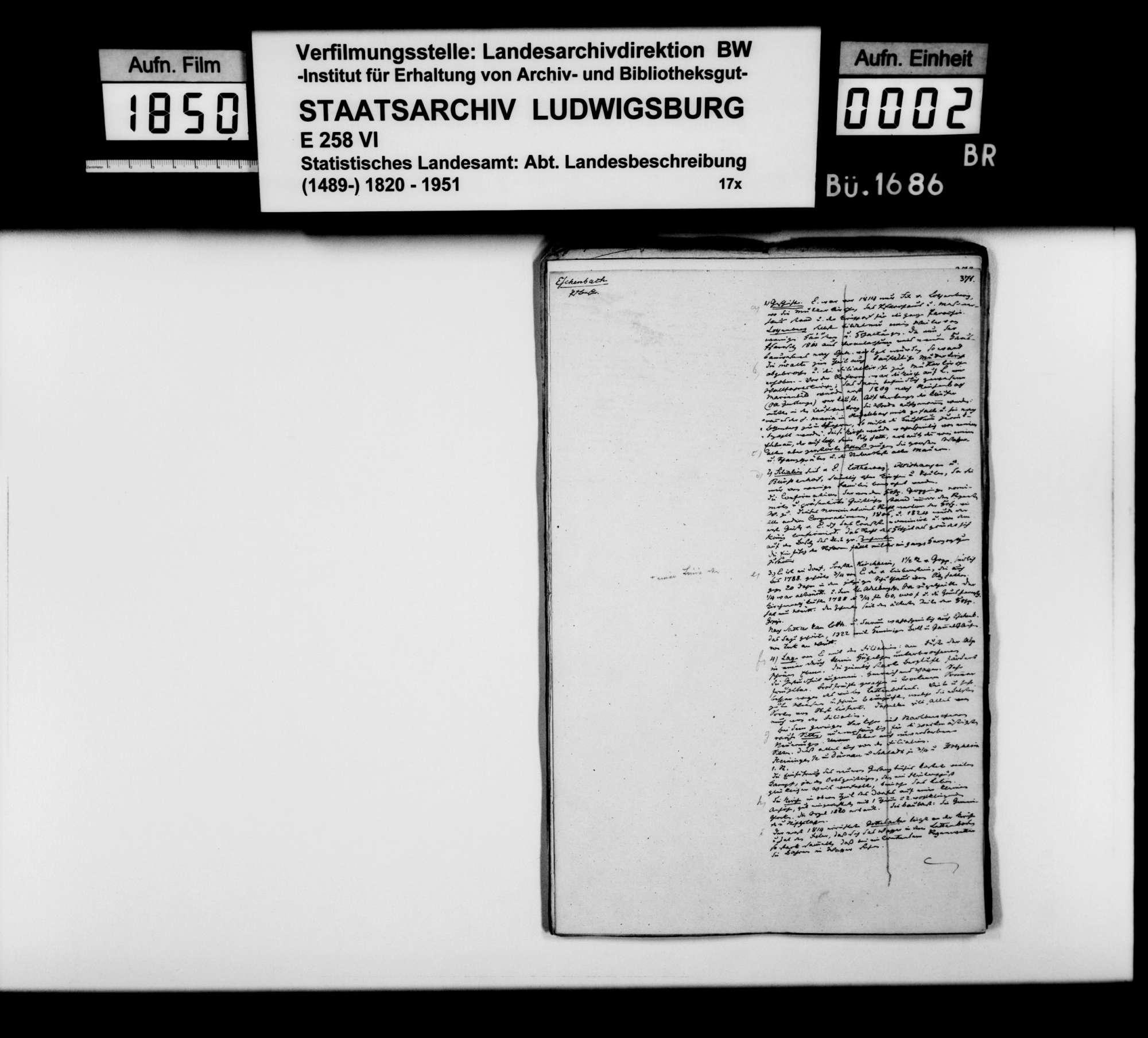 Desgleichen von Eschenbach; fol. 371-388, Bild 1