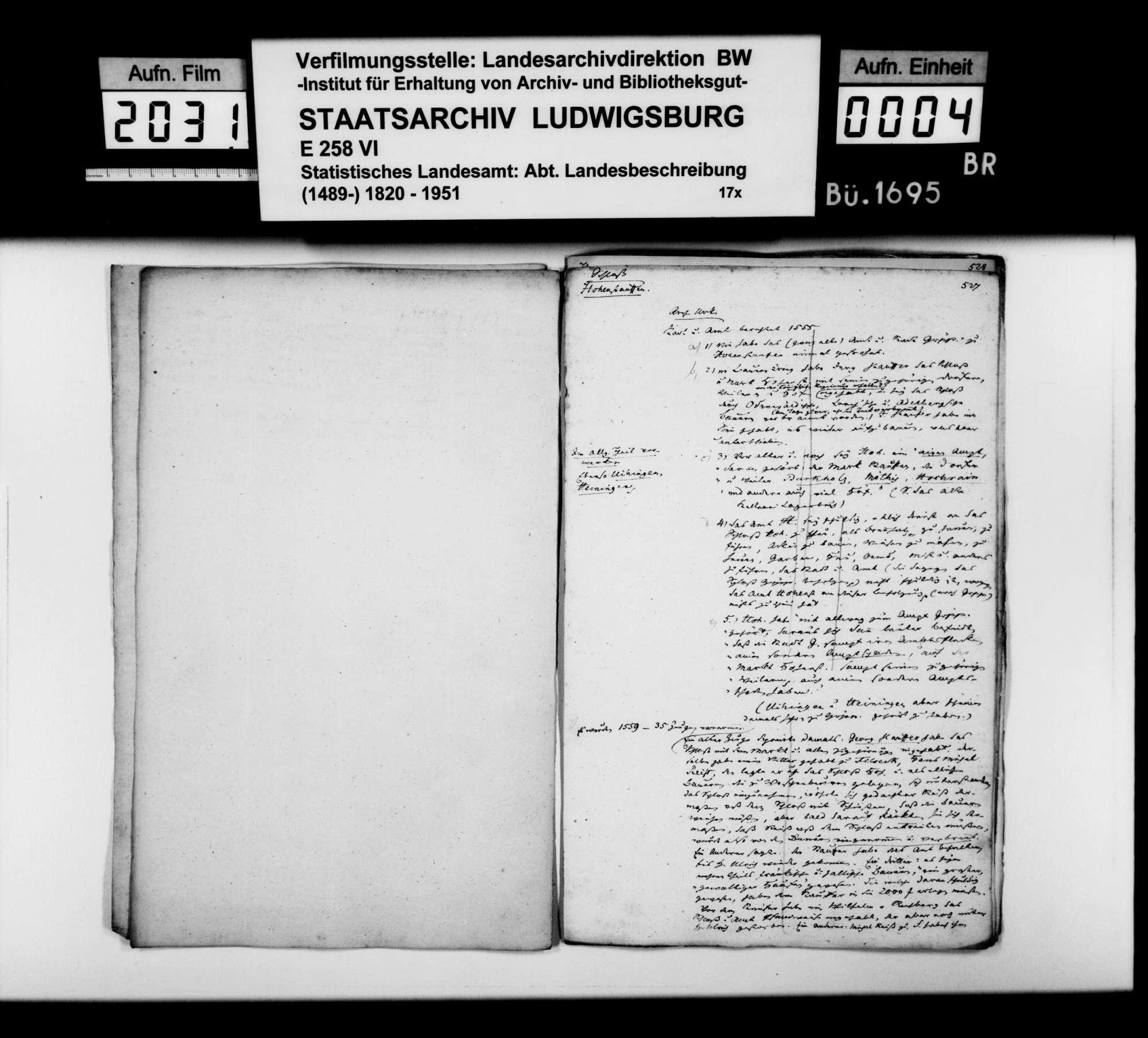 Desgleichen von Hohenstaufen; fol. 524-571, Bild 3