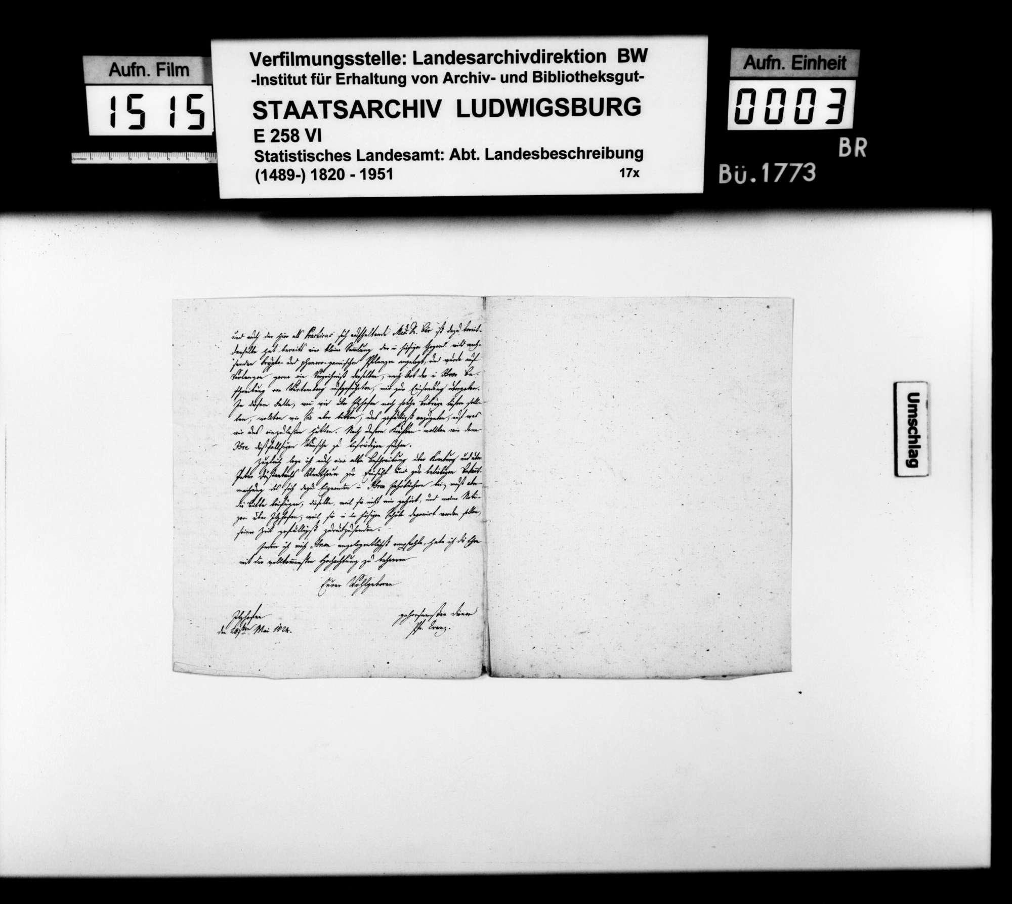 Geschichte der Stadt Ilshofen von Pfarrer Cranz, Bild 2