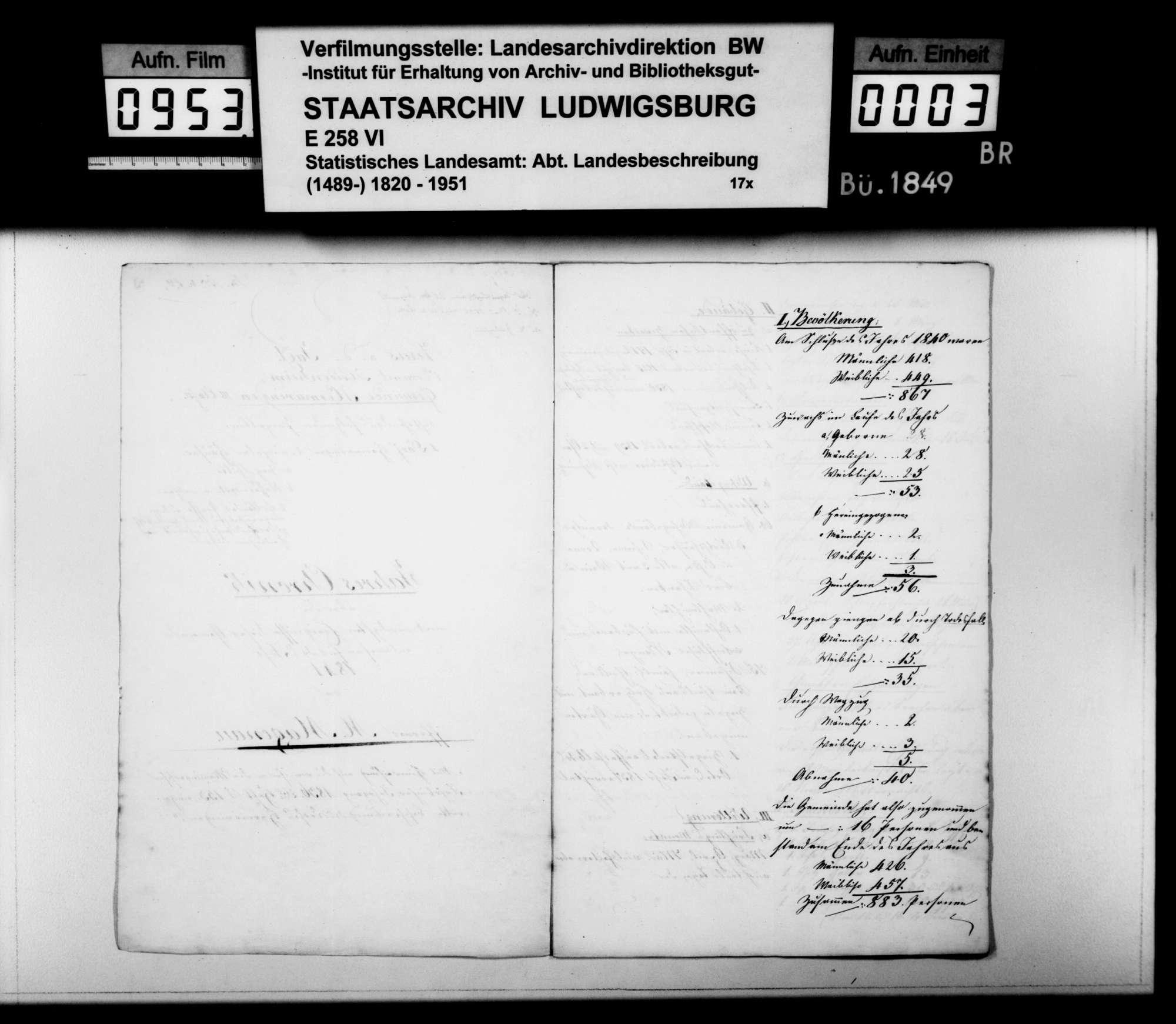 Desgleichen für 1841, Bild 2