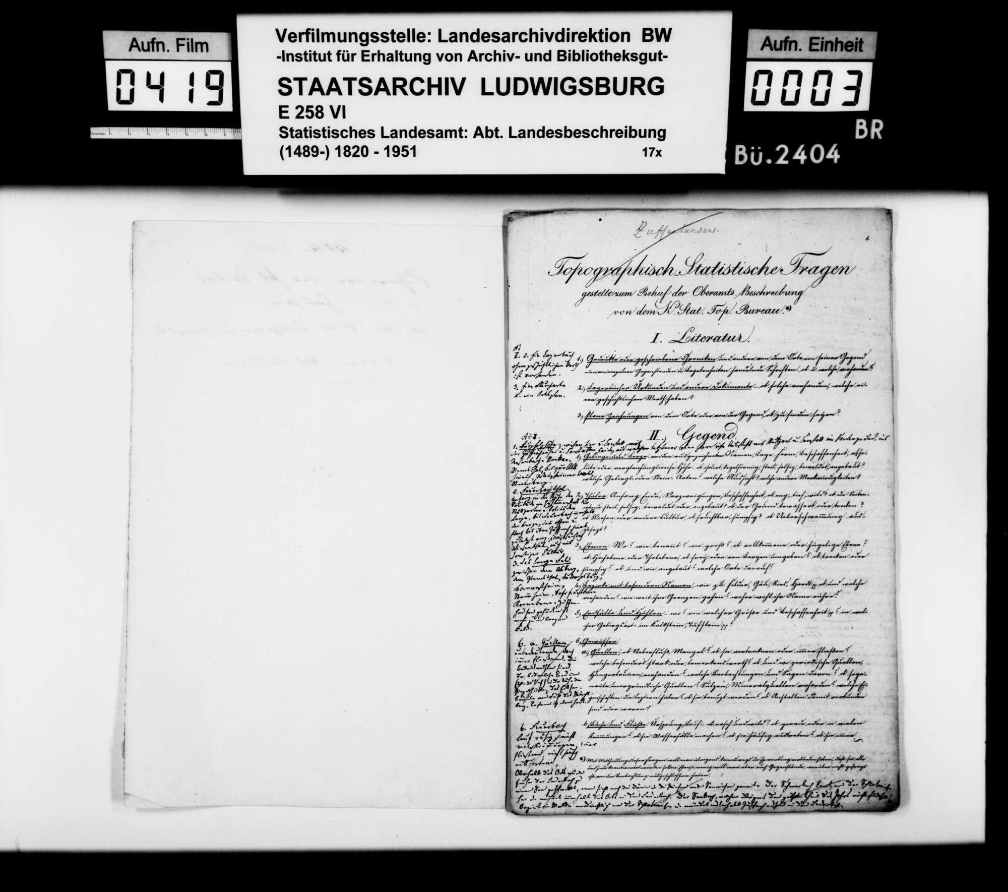 Desgleichen von Zuffenhausen, Bild 2