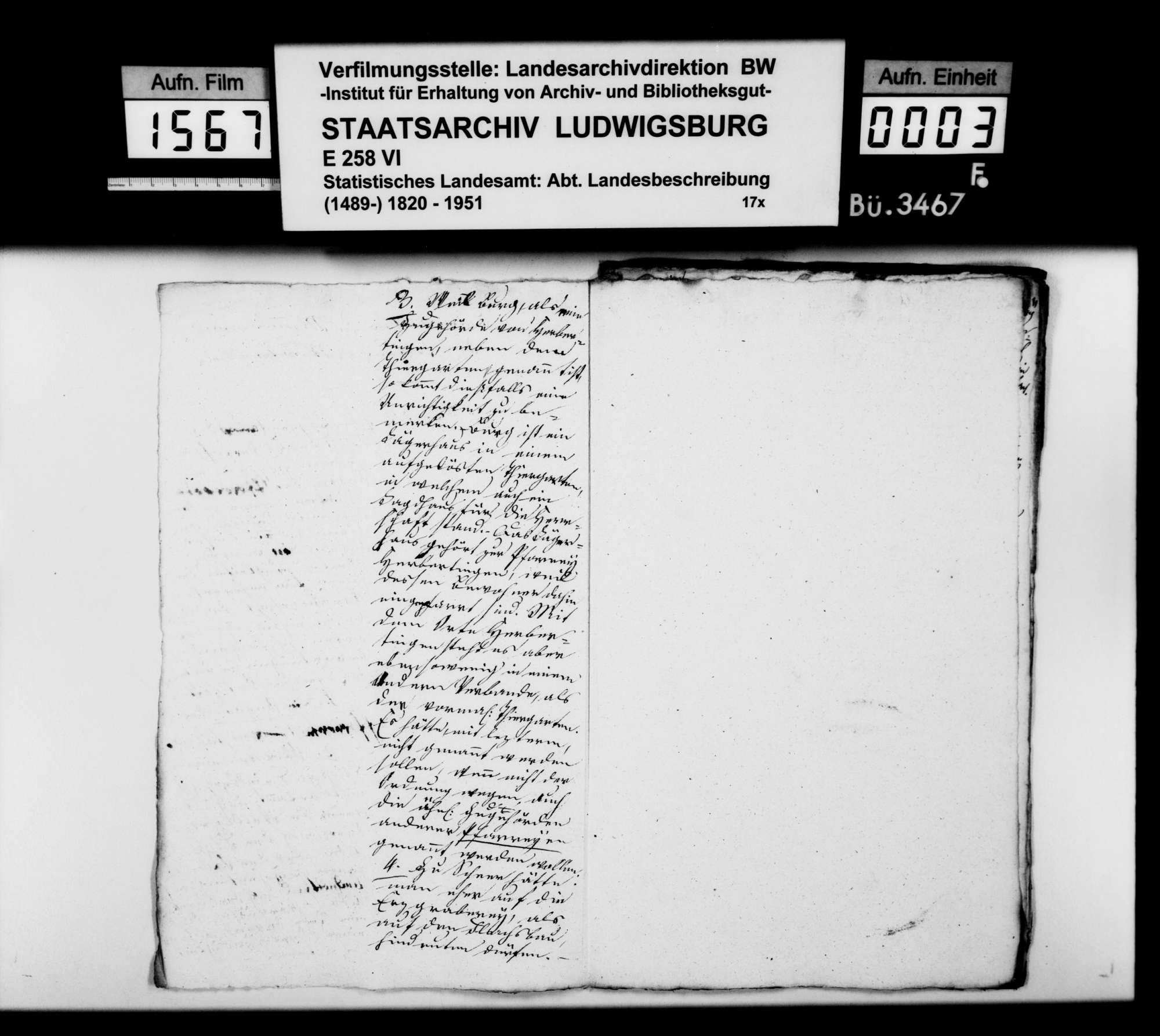 Notizen zur Geschichte von Orten im Thurn und Taxis