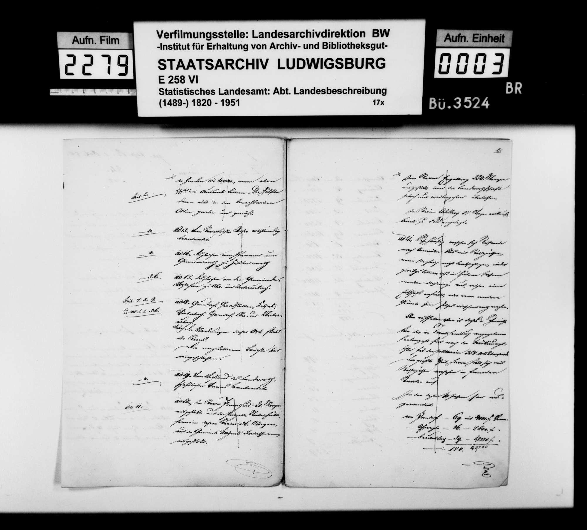 Beantwortung von Nachfragen des STBs durch Oberamtmann Stroelin, Bild 2