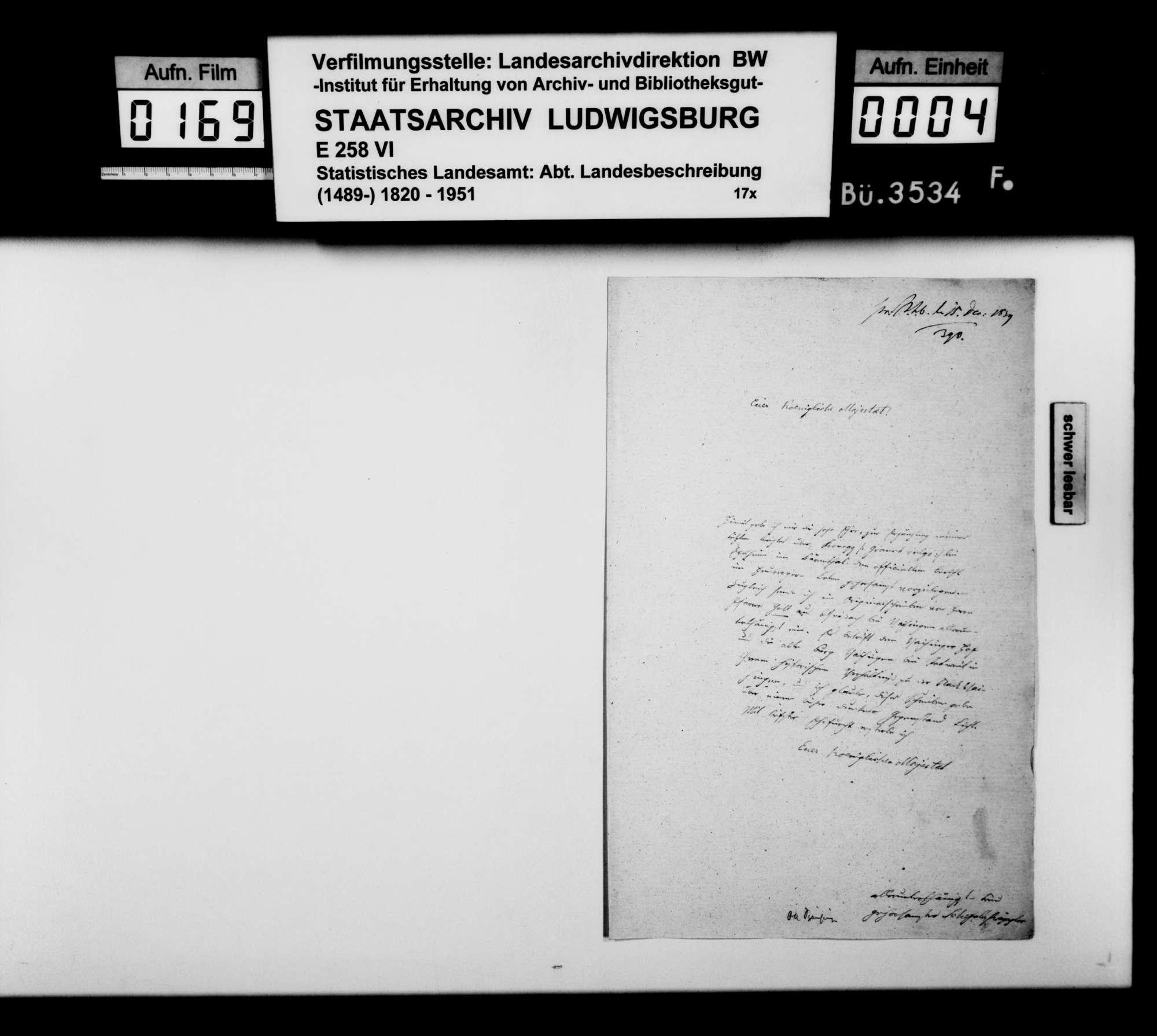 Mitteilungen und Berichte des Präzeptors Schefold aus Spaichingen über Bodenfunde, Ruinen u.dgl. in der Region, Bild 3