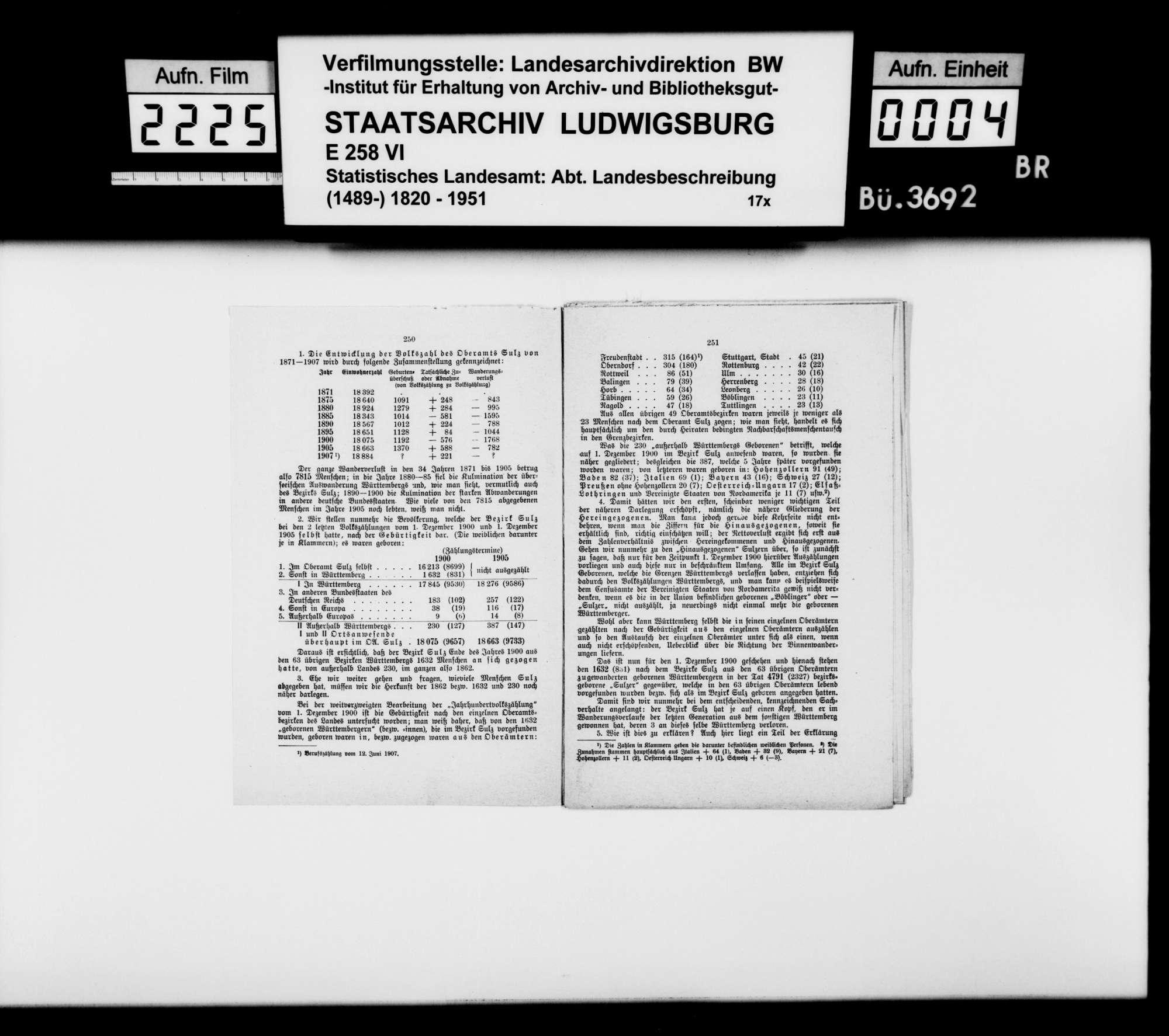 Materialsammlung für eine Neubearbeitung der OAB, Bild 2