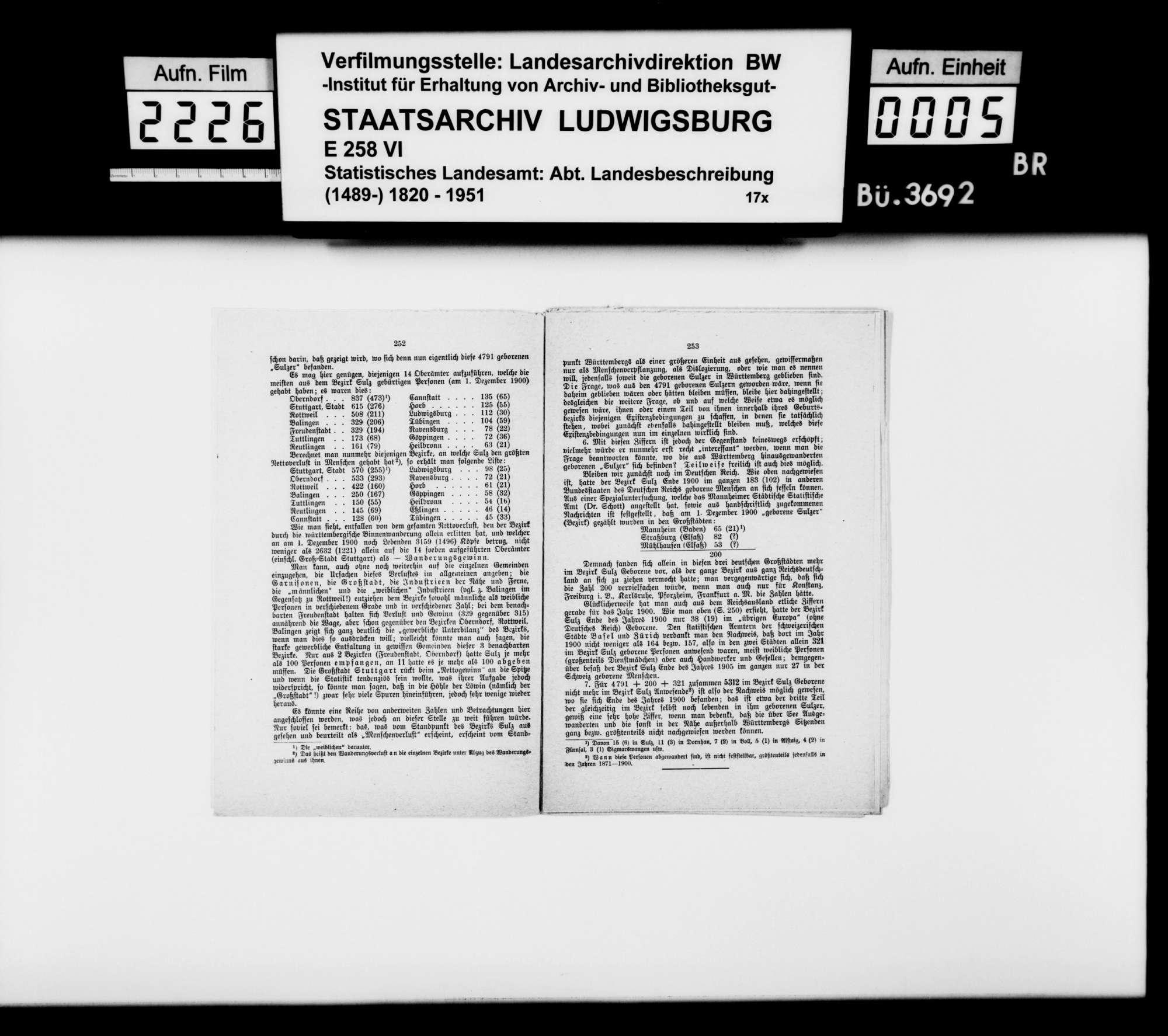 Materialsammlung für eine Neubearbeitung der OAB, Bild 3