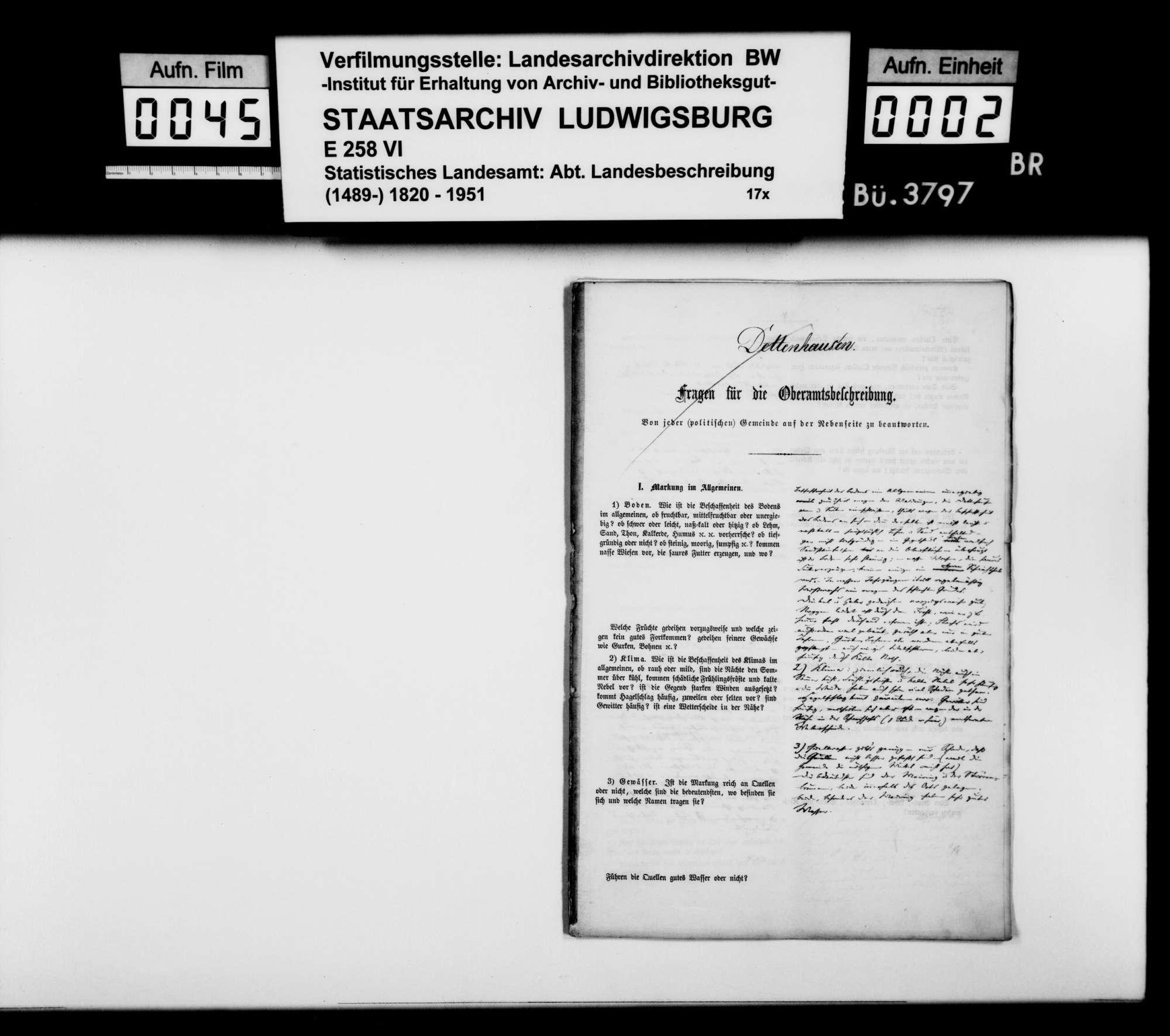 Desgleichen von Dettenhausen, Bild 1