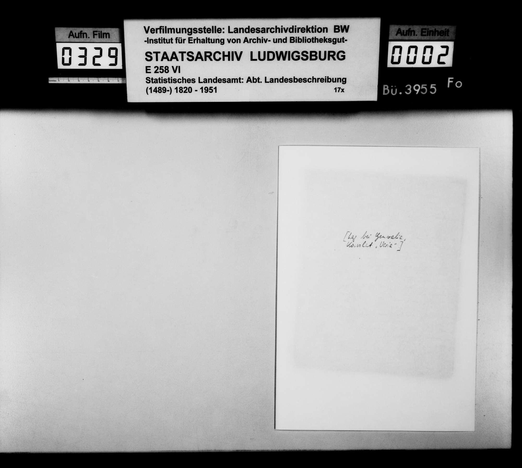 Mitarbeit an der und Auskünfte zur OAB, von Pfarrer Dieterich aus Langenau, Bild 1