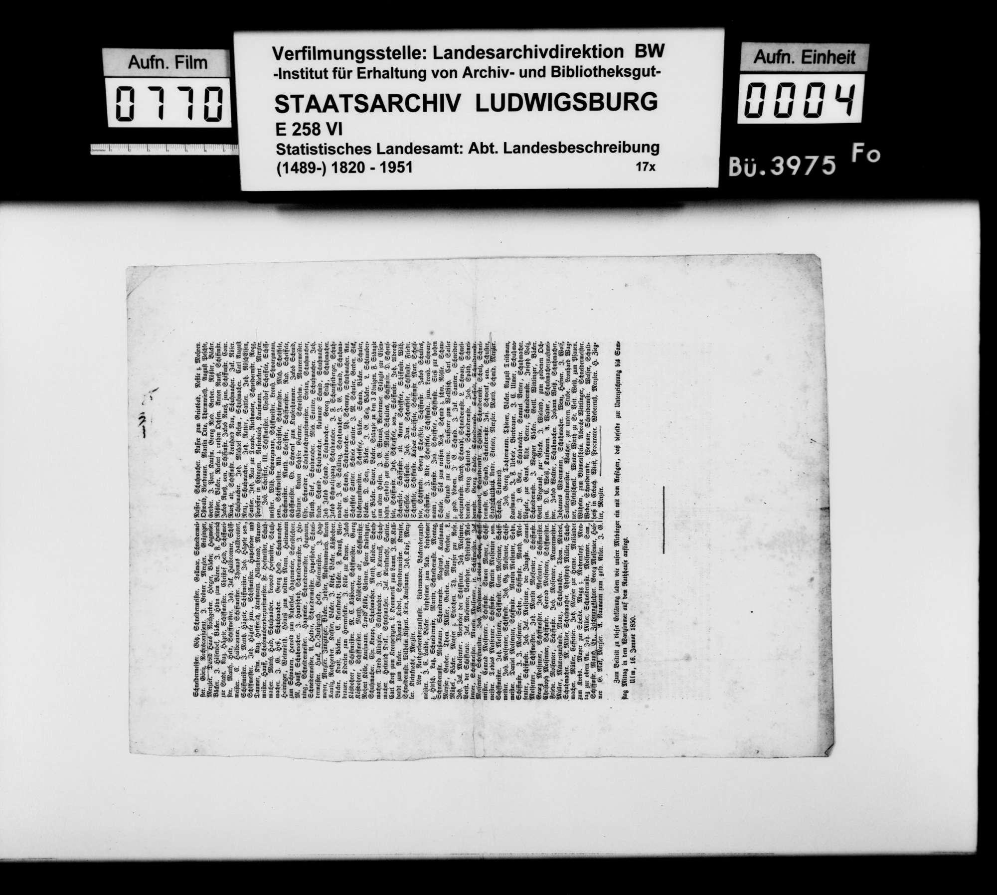 Materialsammlung für die Neubearbeitung der OAB, Bild 3