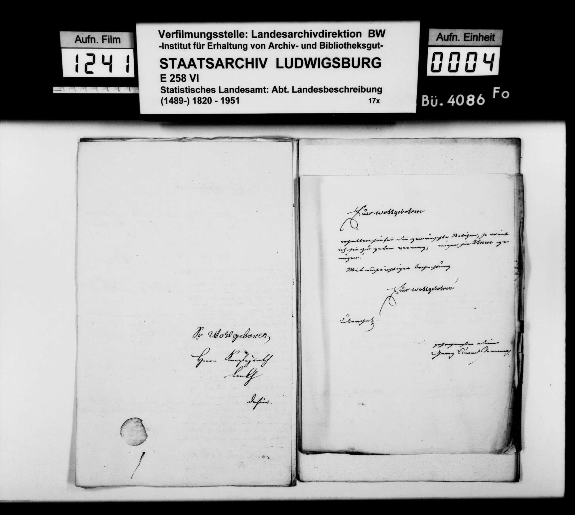 Antworten auf Nachfragen von Johann Daniel Georg Memminger zu Details der OAB, Bild 3