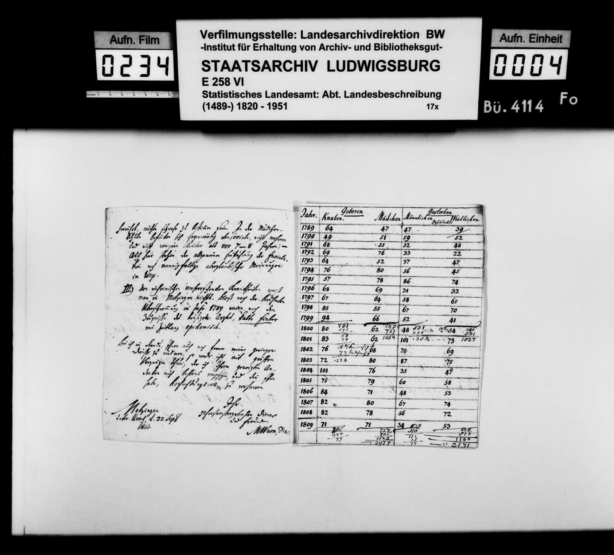 Abschriften und Notizen des STBs zu den Ortsbeschreibungen, Bild 3