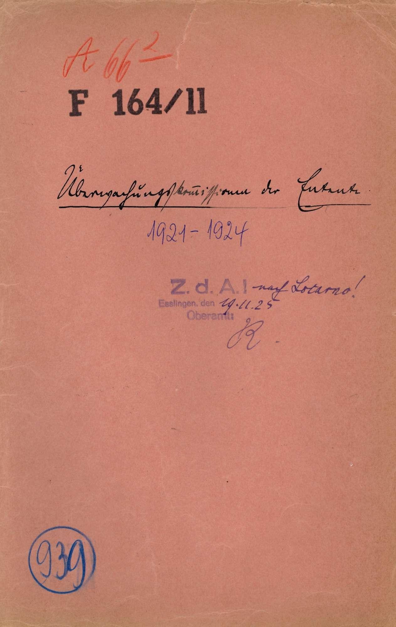 Überwachungskommission der Entente, Bild 1