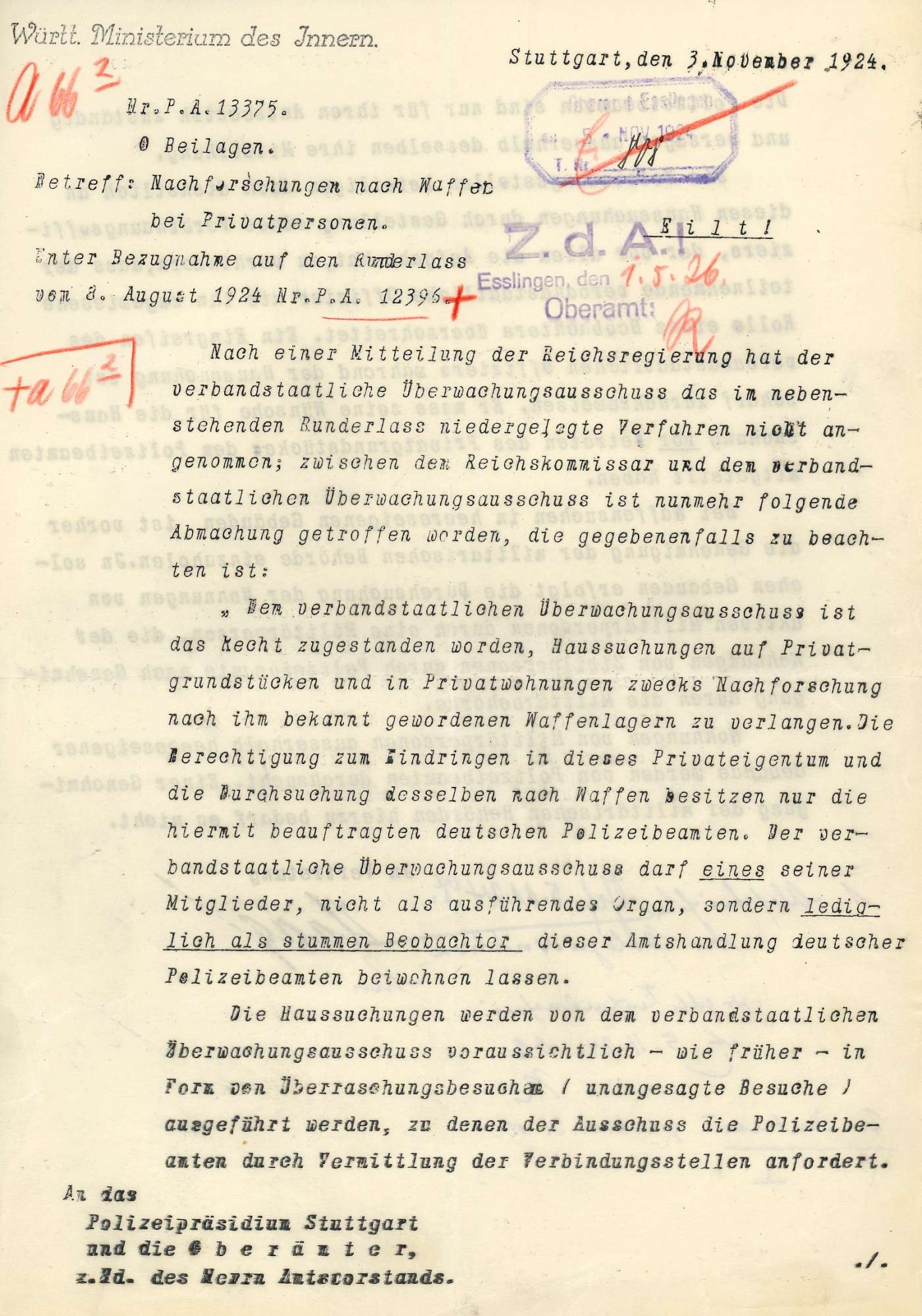 Überwachungskommission der Entente, Bild 2