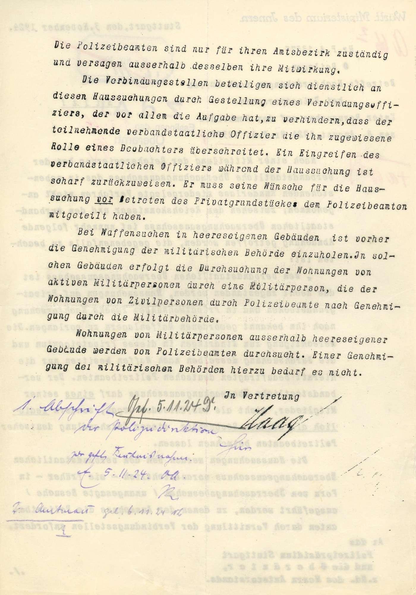 Überwachungskommission der Entente, Bild 3