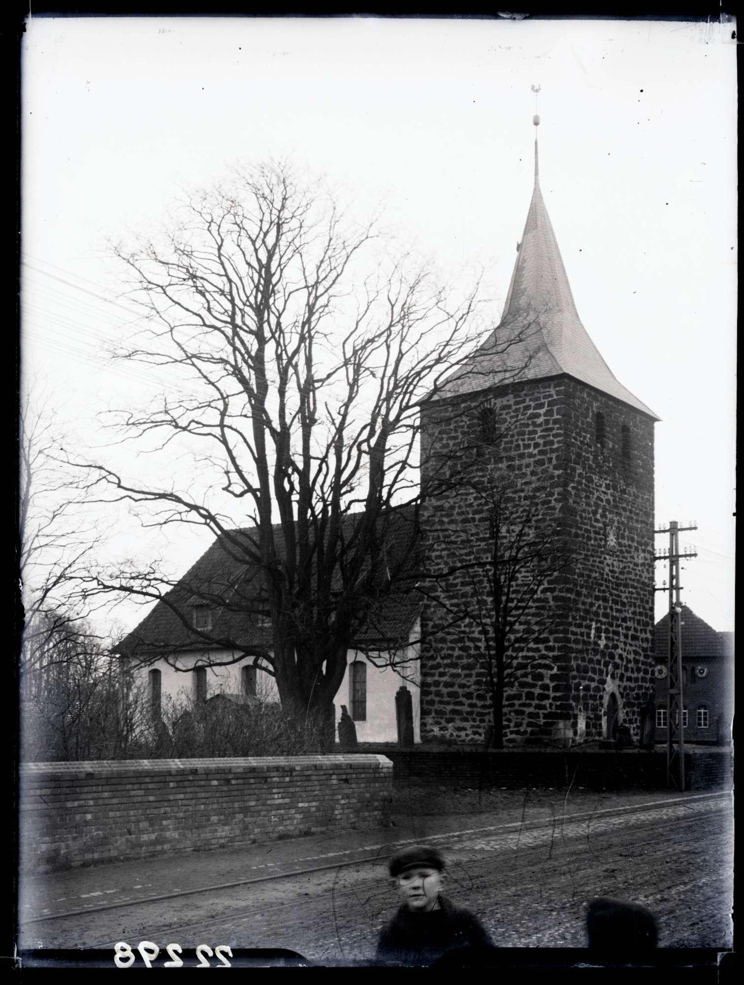 Dorfkirche, Bild 1