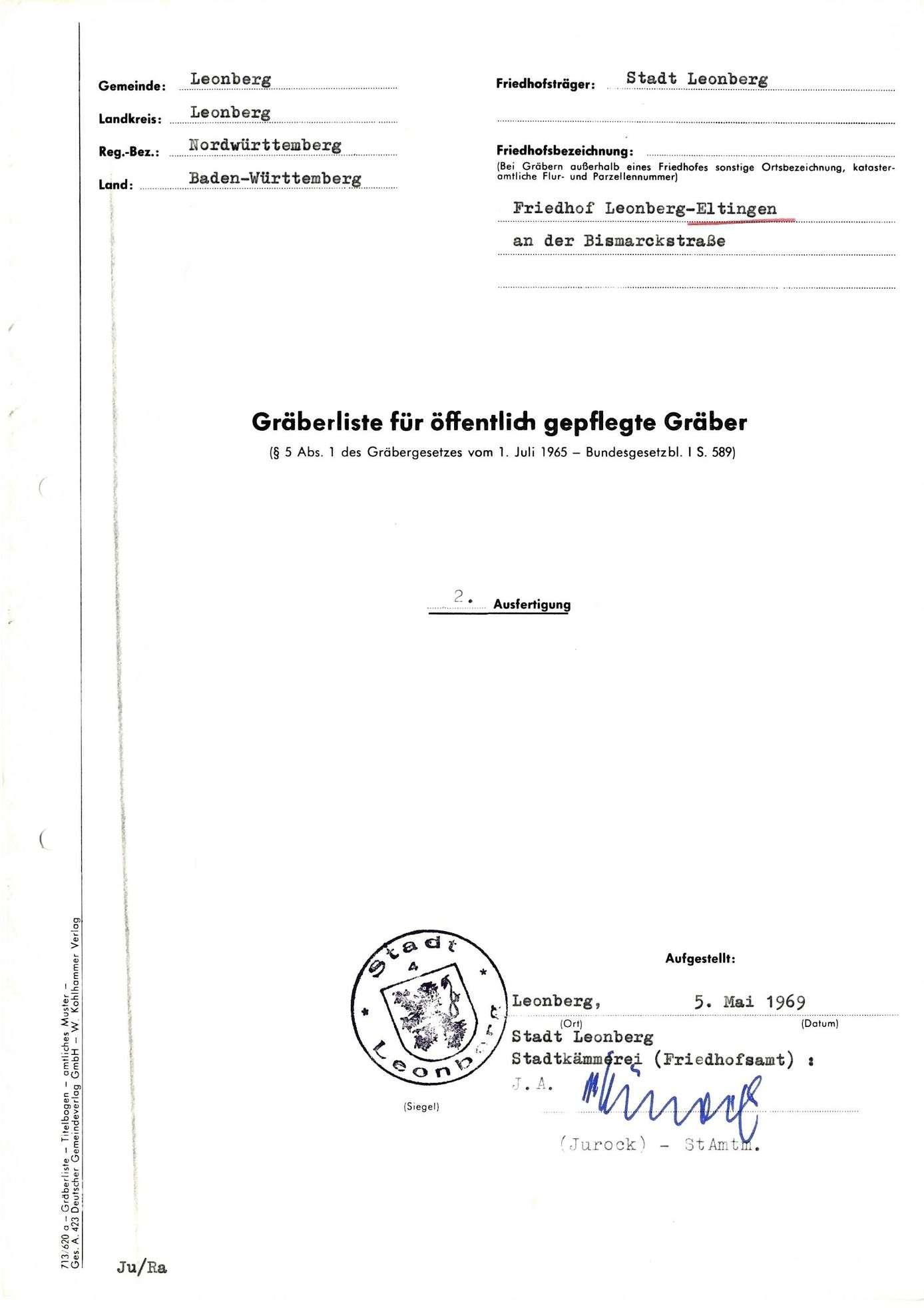 Eltingen, Bild 1