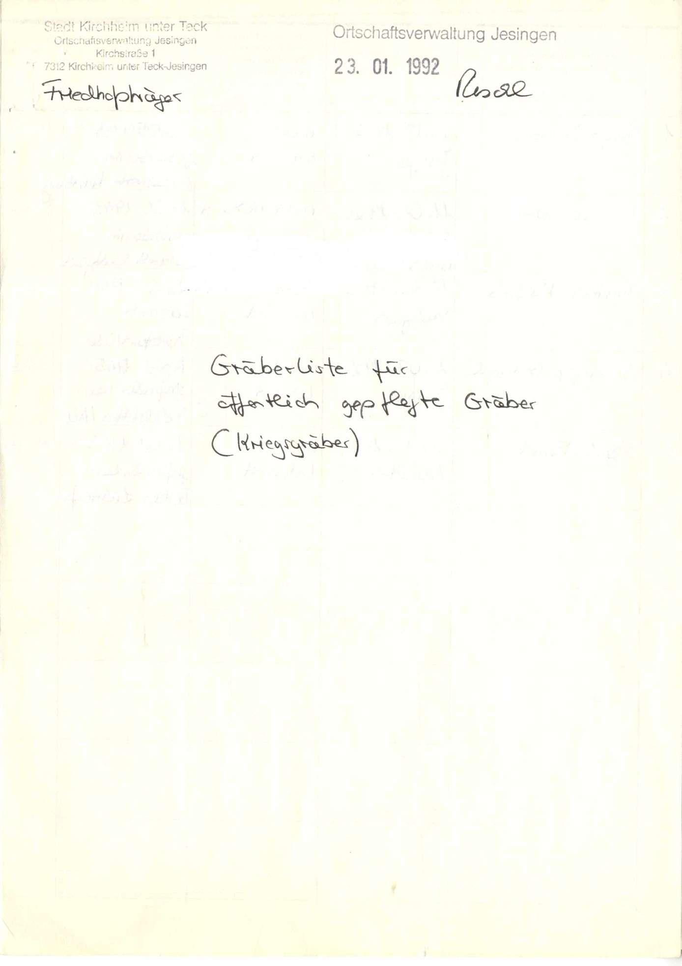 Jesingen, Bild 1