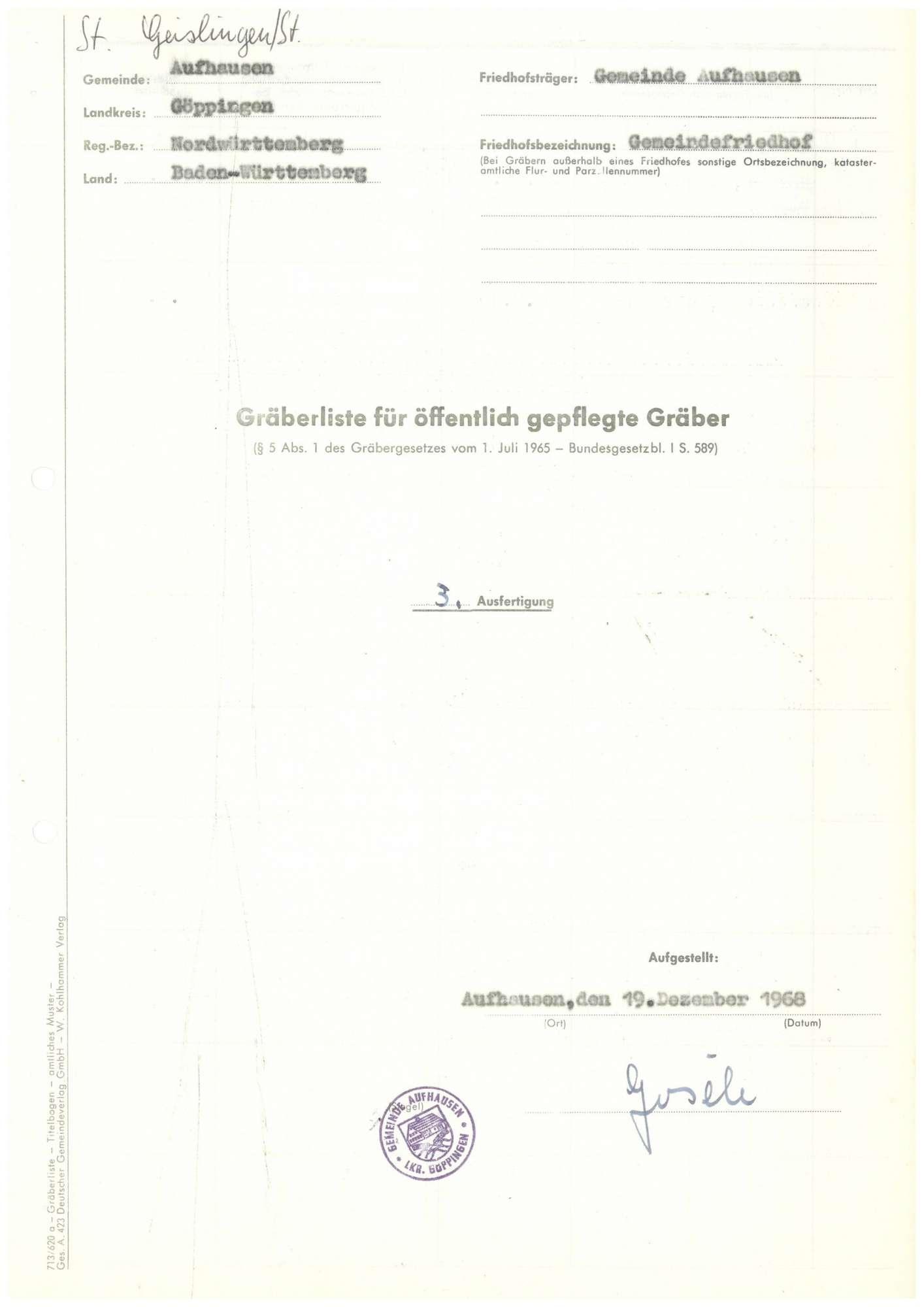 Aufhausen, Bild 1