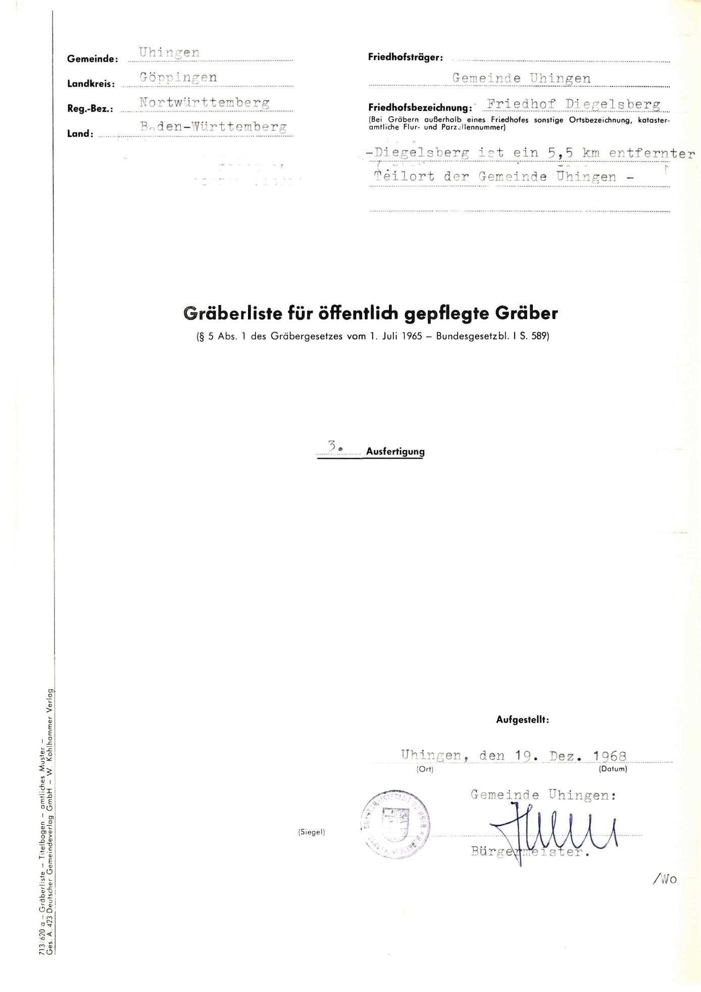 Diegelsberg, Bild 1