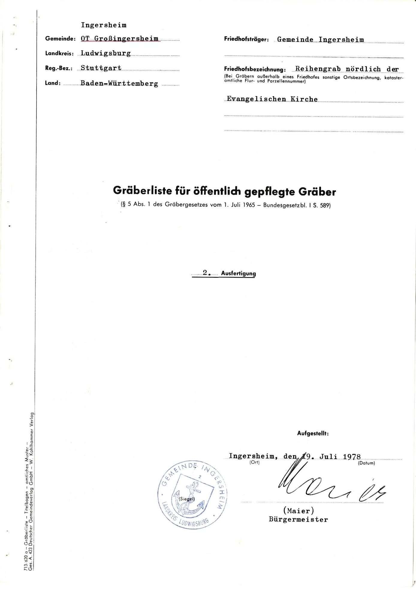 Großingersheim, Bild 1