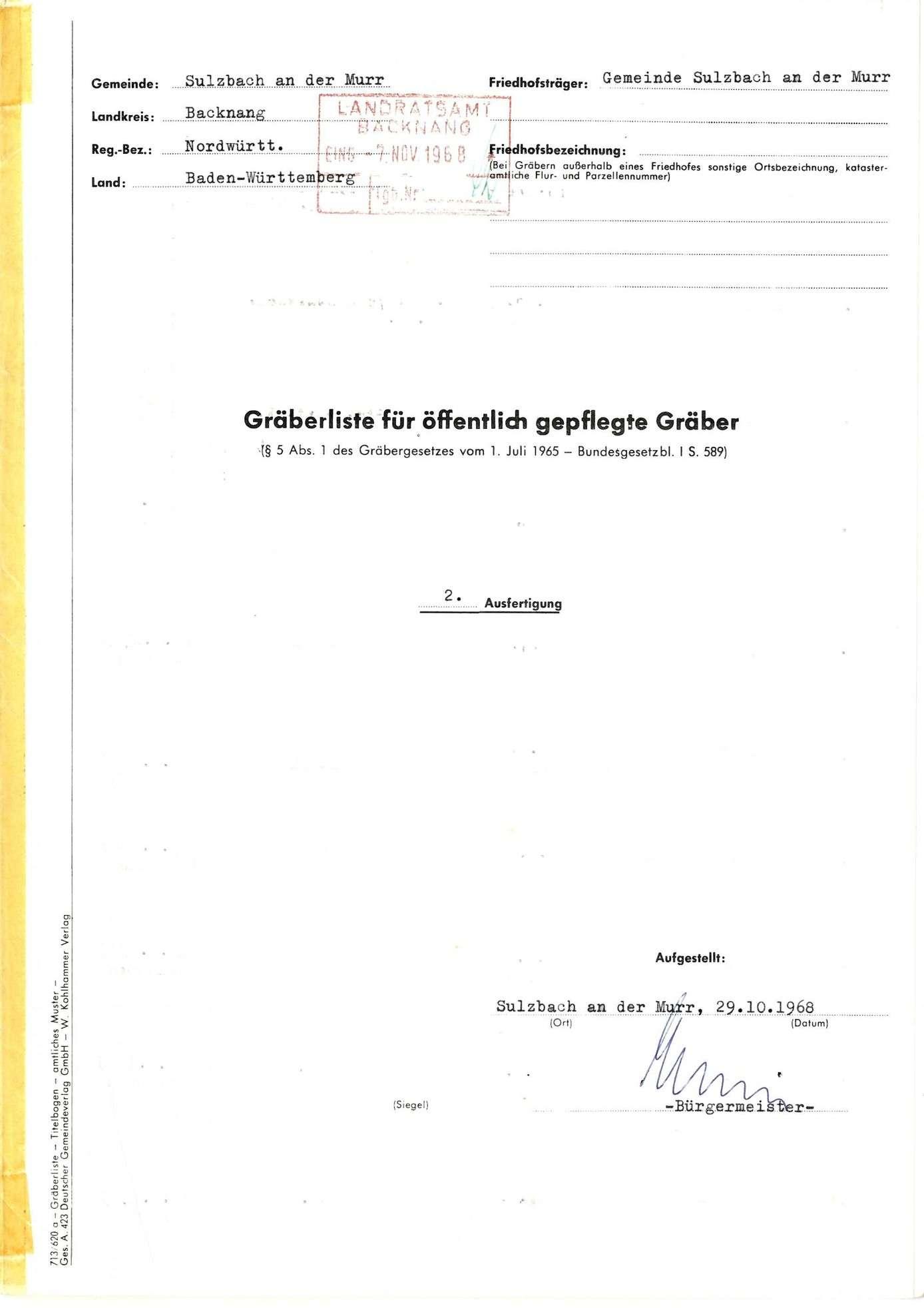 Sulzbach, Bild 1