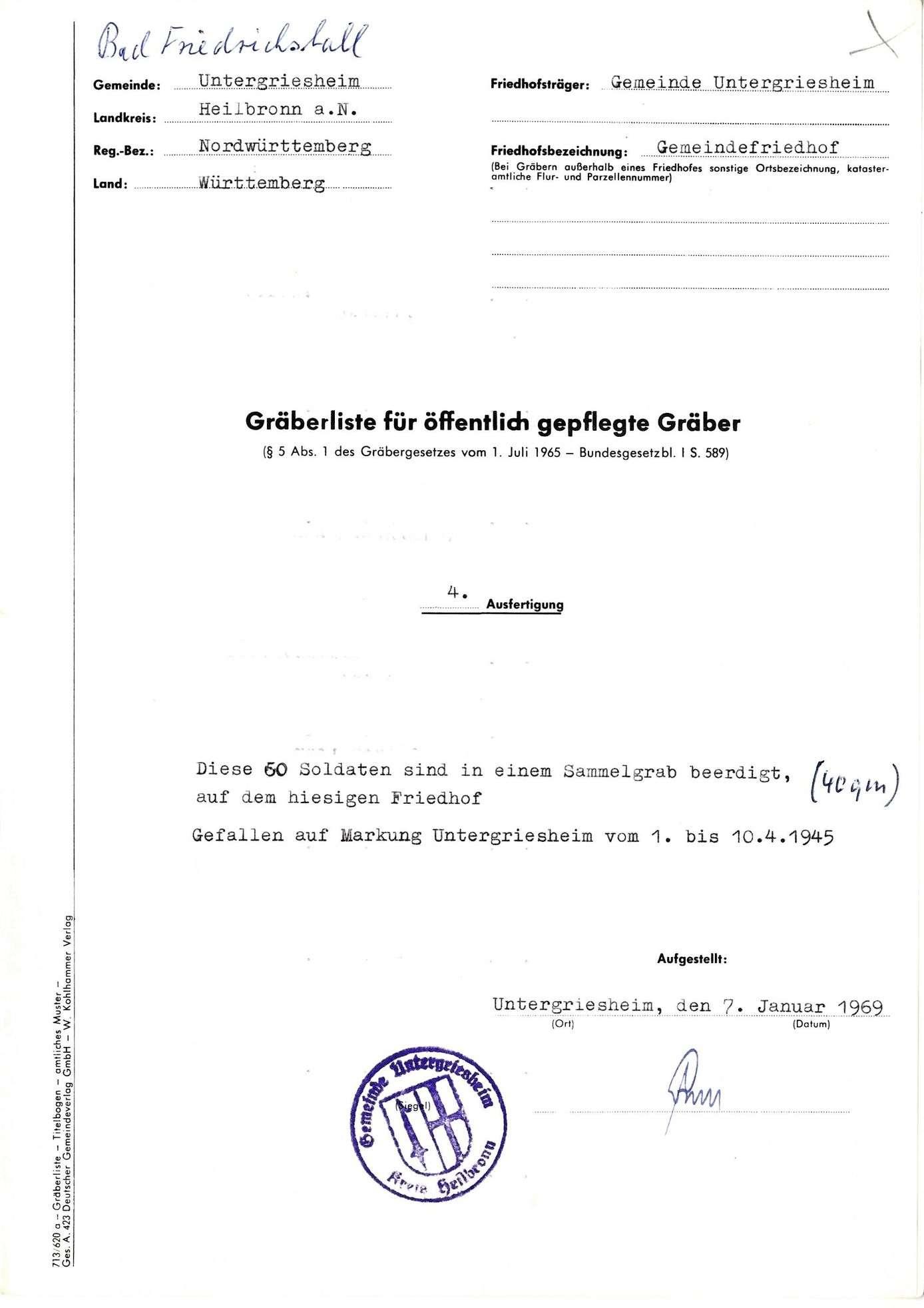 Untergriesheim, Bild 1