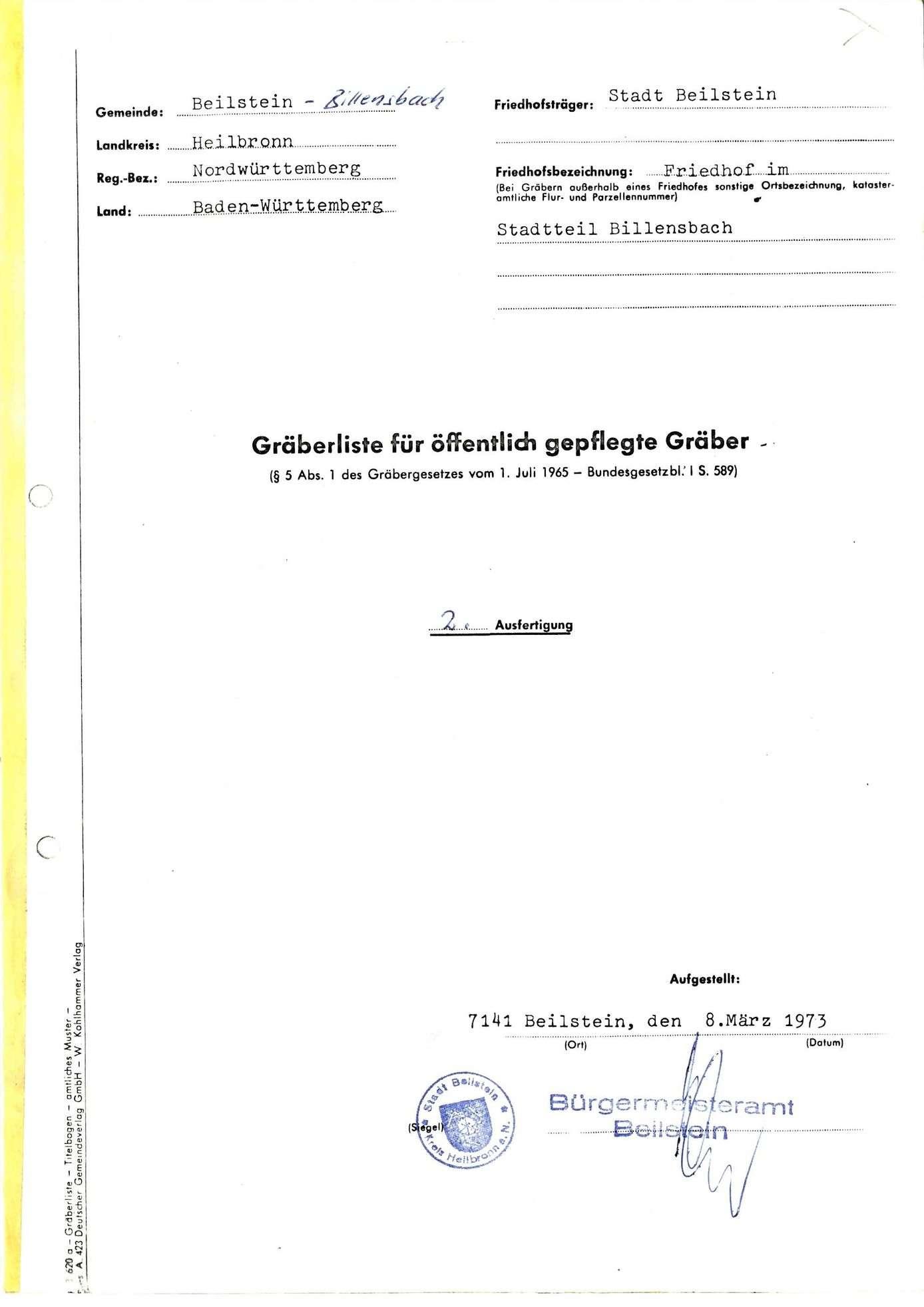 Billensbach, Bild 1