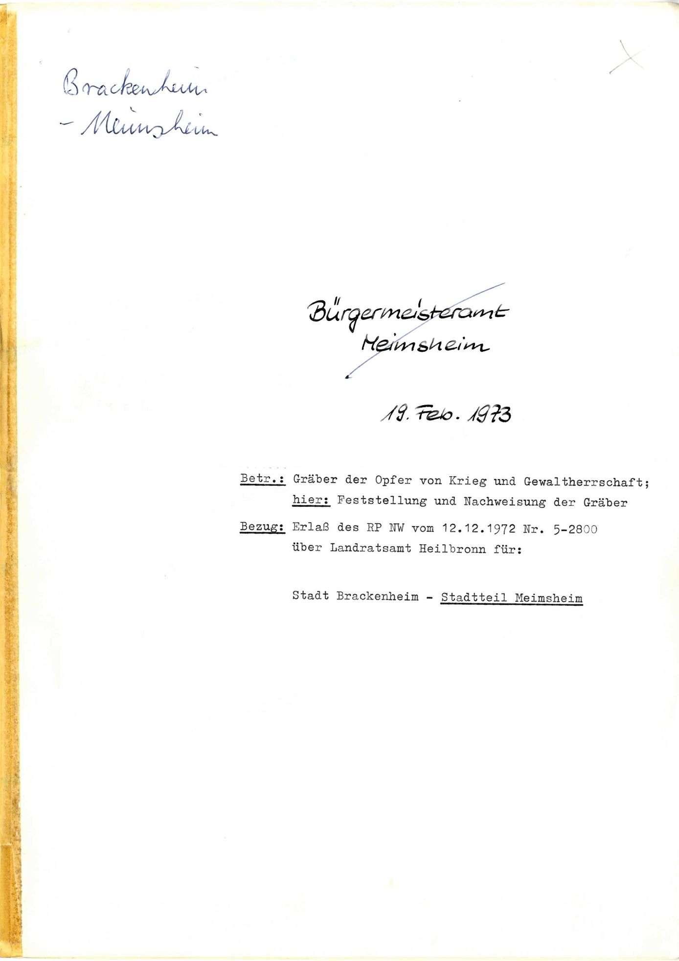 Meimsheim, Bild 1