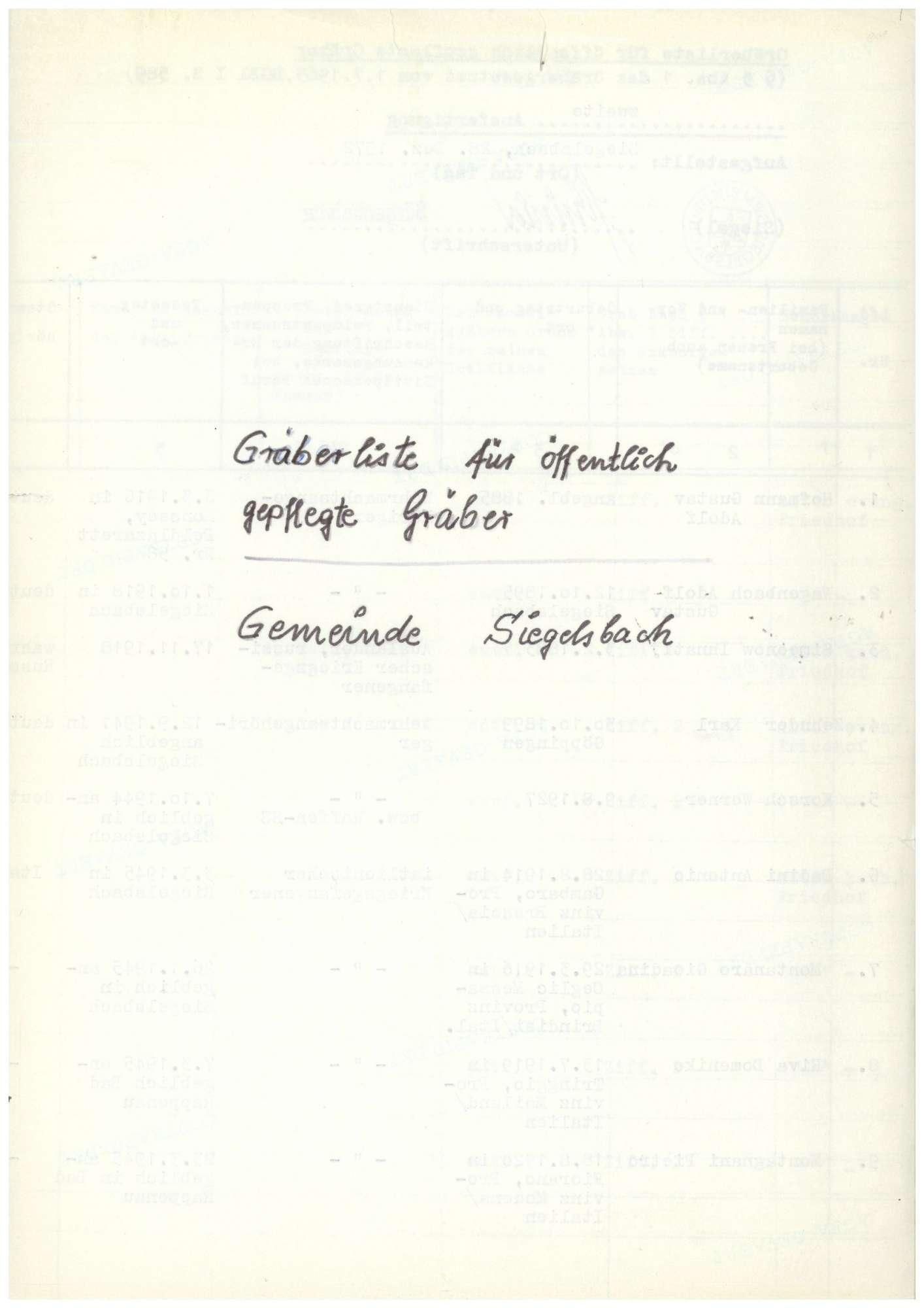 Siegelsbach, Bild 3