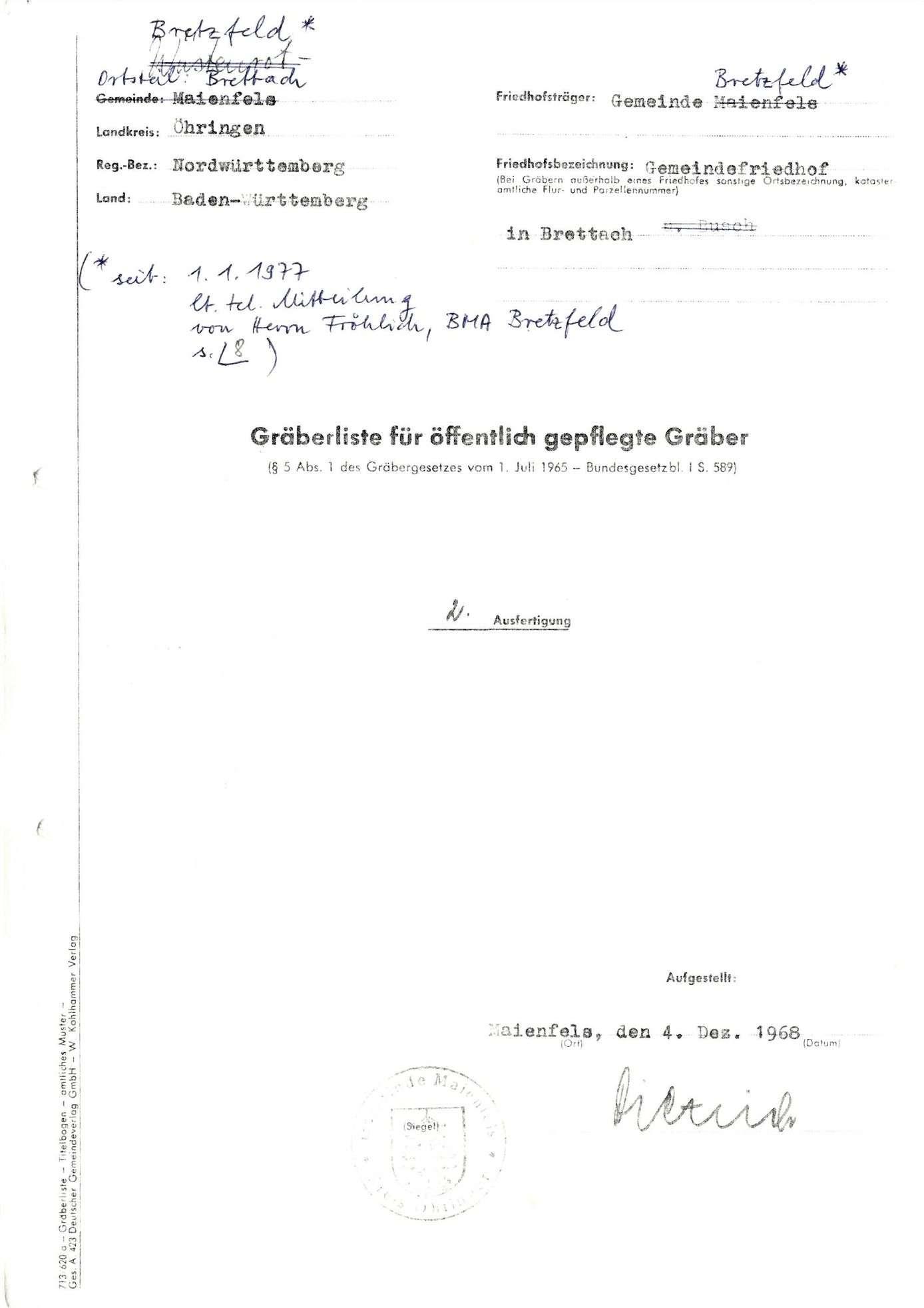 Brettach, Bild 1