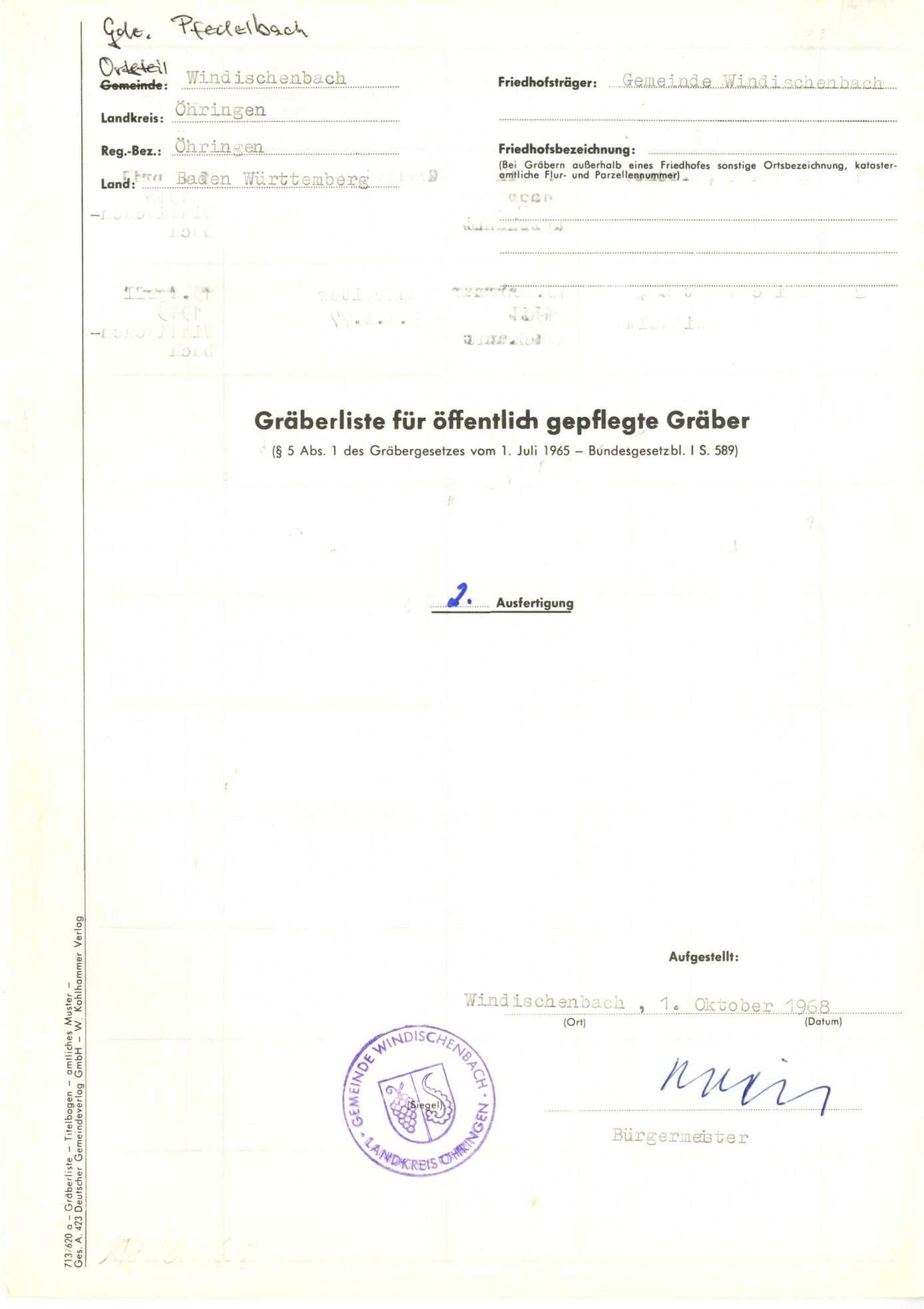 Windischenbach, Bild 1