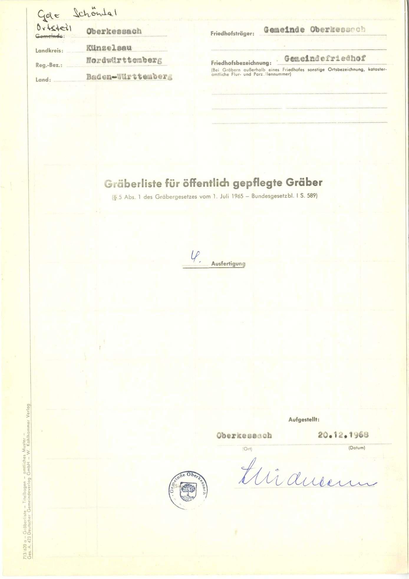 Oberkessach, Bild 1
