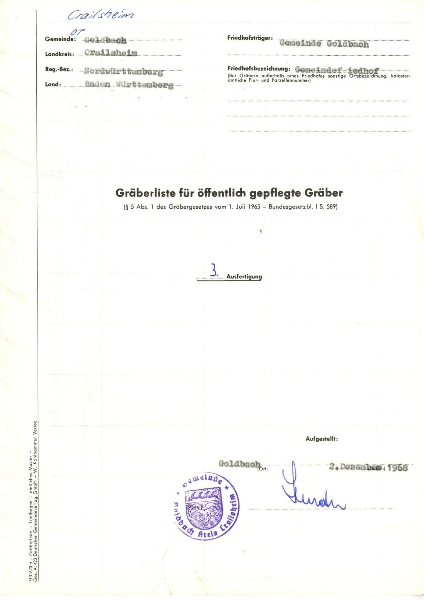 Goldbach, Bild 1