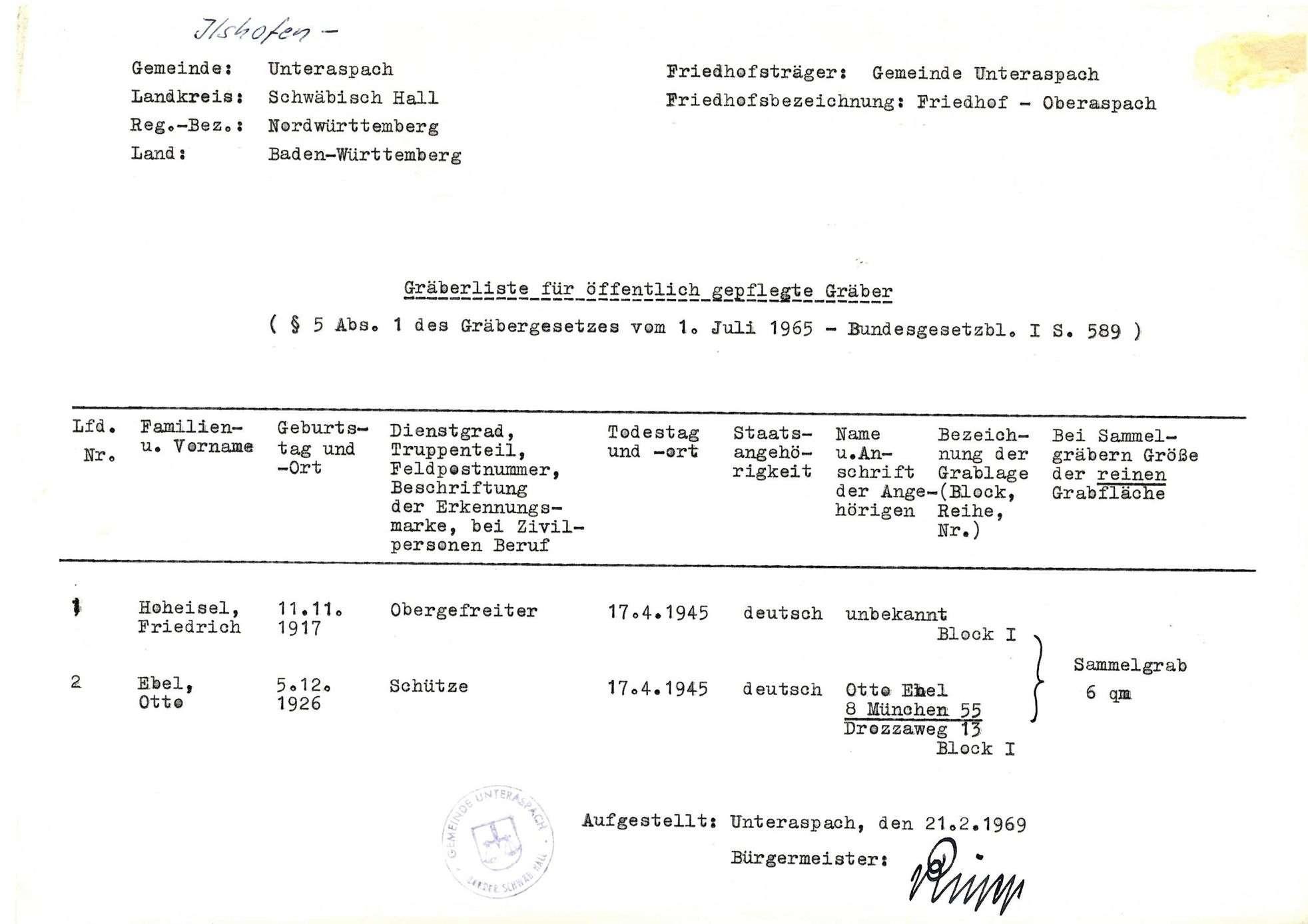 Oberaspach, Bild 1