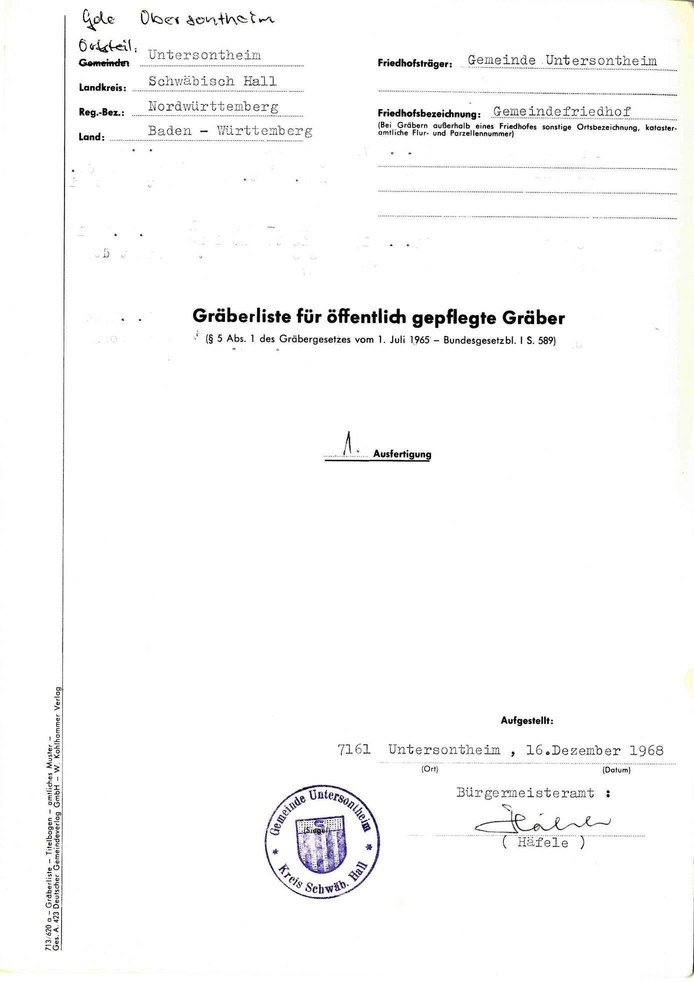 Untersontheim, Bild 1