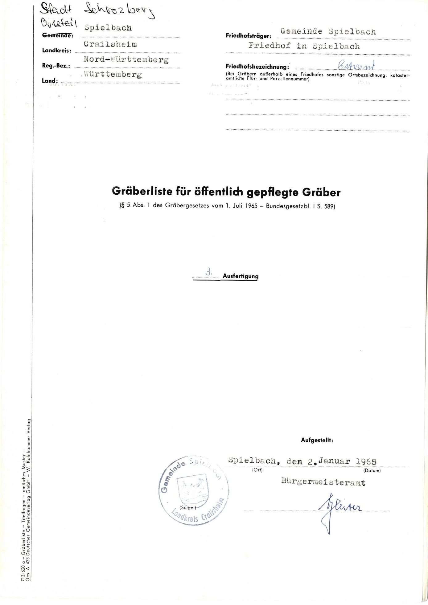 Spielbach, Bild 1