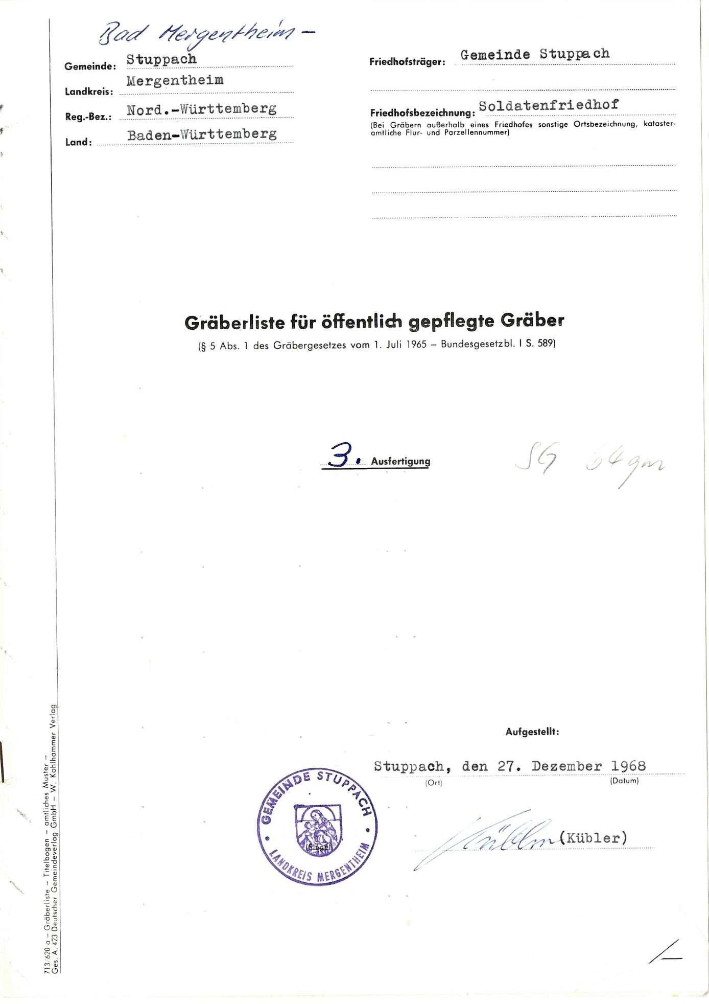 Stuppach, Bild 1
