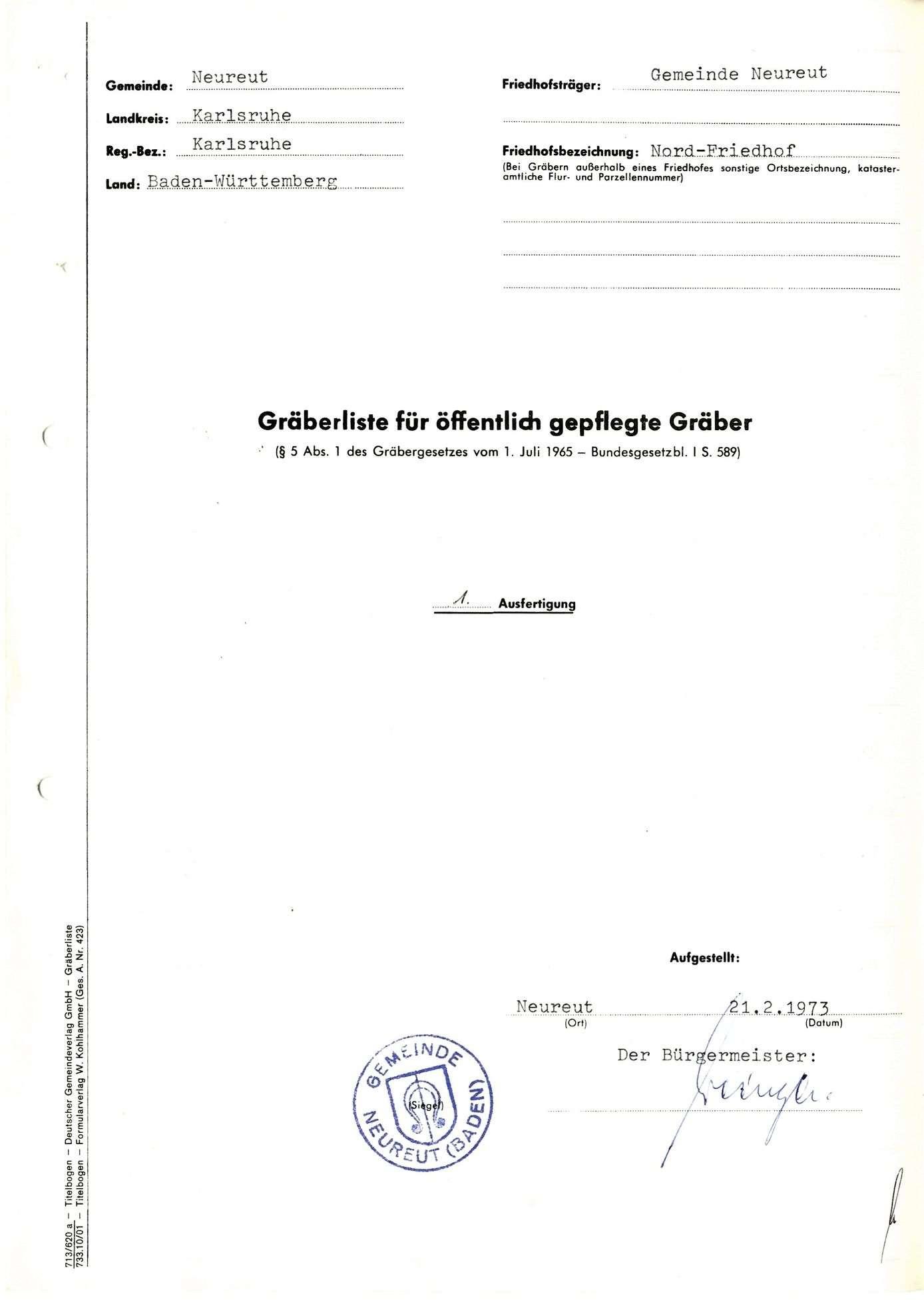 Neureut, Bild 1